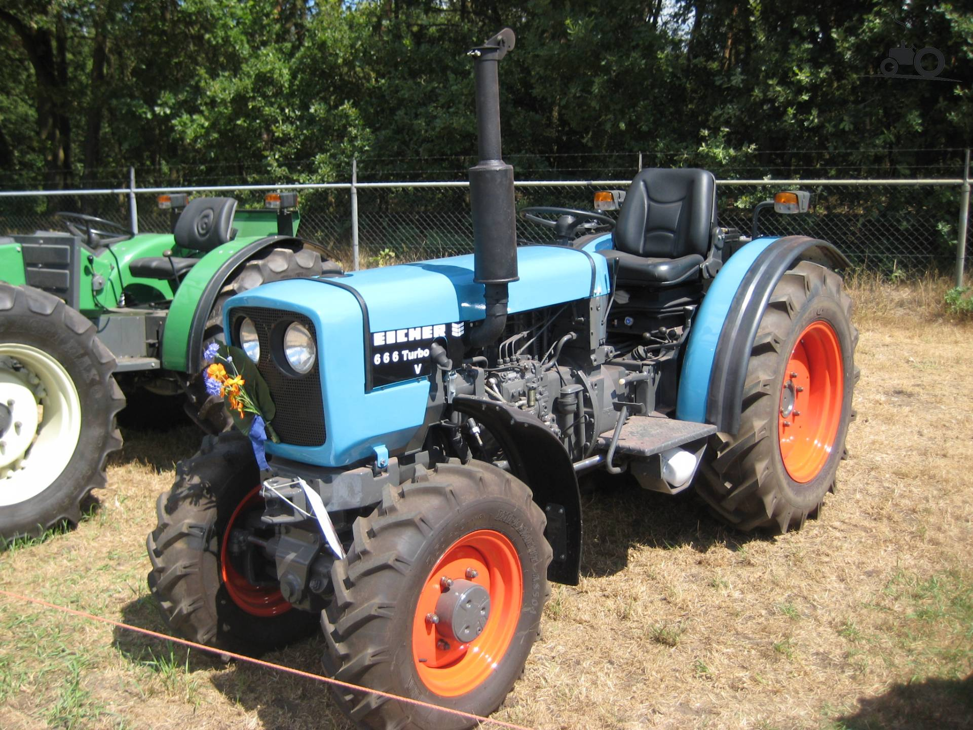 Tractor Turbo Cover : Eicher turbo specs and data everything about the