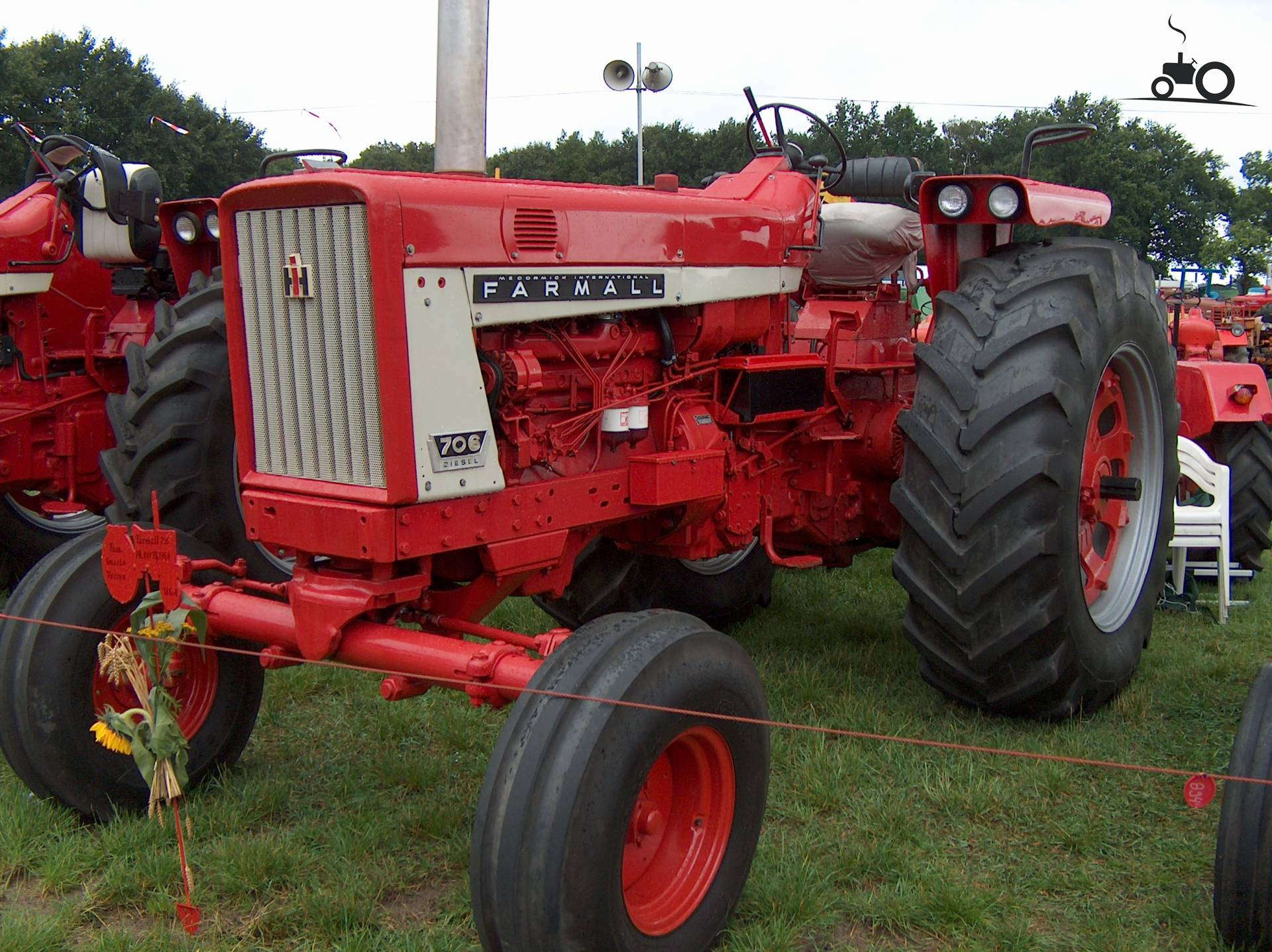 Farmall 706 Diesel Tractor Diagram Block Wiring Explanation Ih 1456 Pictures To Pin On Pinterest Thepinsta