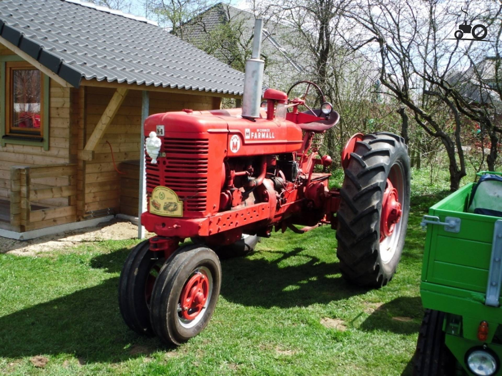Farmall M Specifications : Farmall super m specs and data everything about the