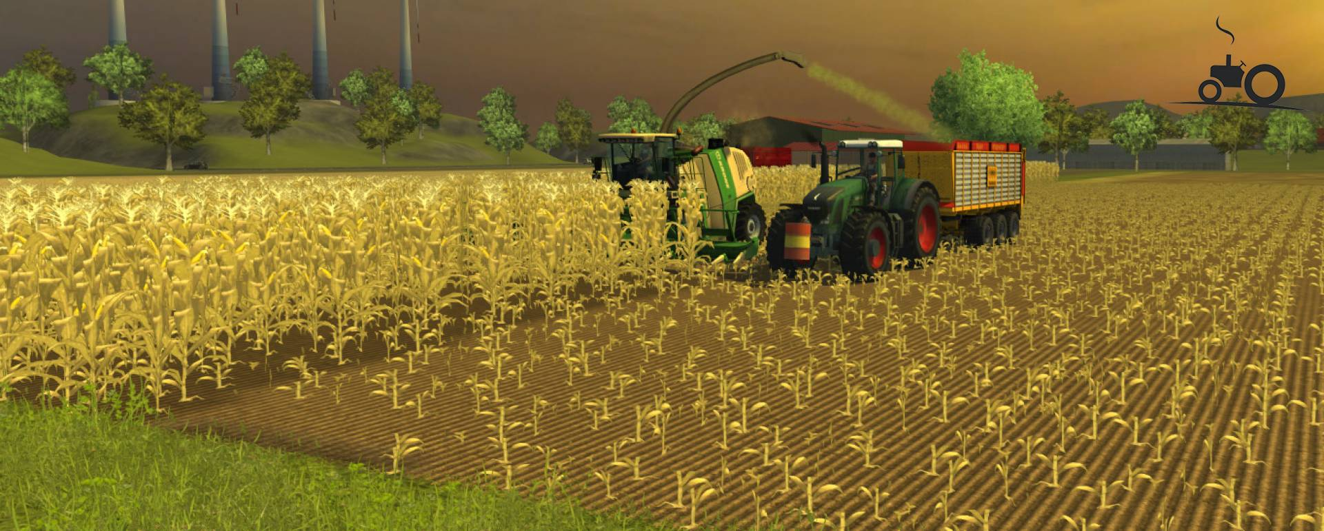 Farming Simulator Fendt