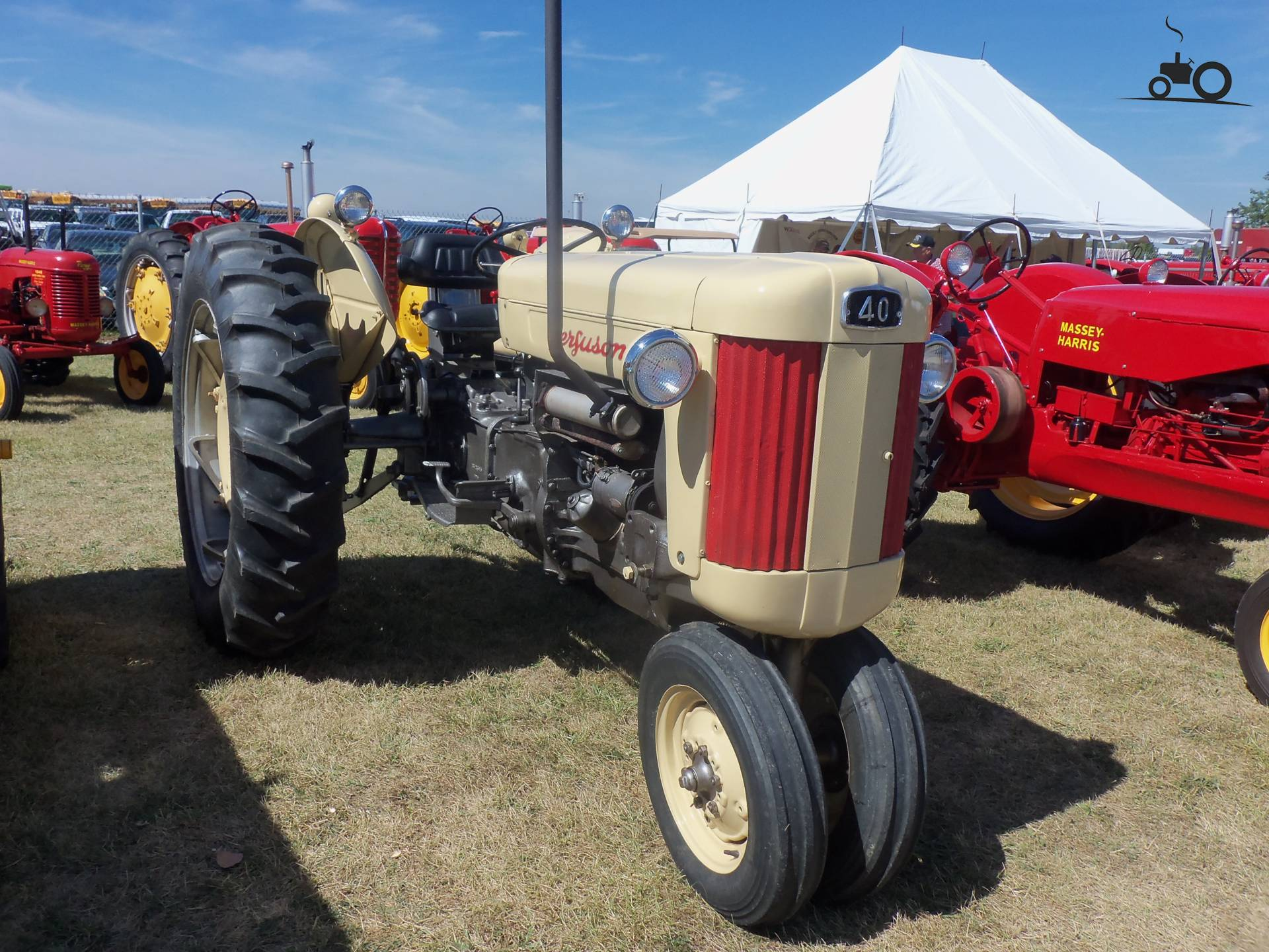 Ferguson 40 Tractor : Ferguson specs and data everything about the
