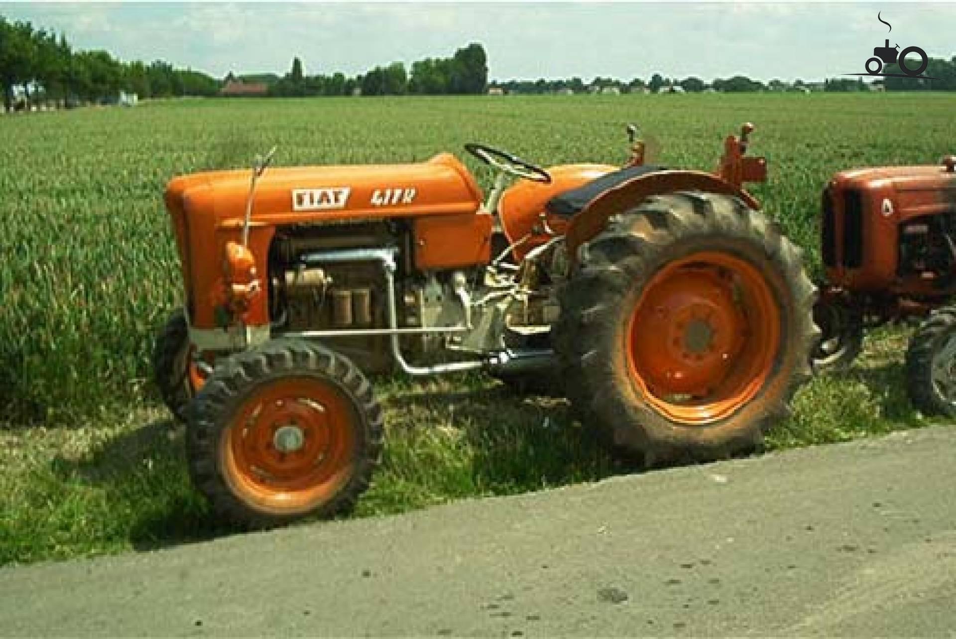 Picture Fiat 411r 43405