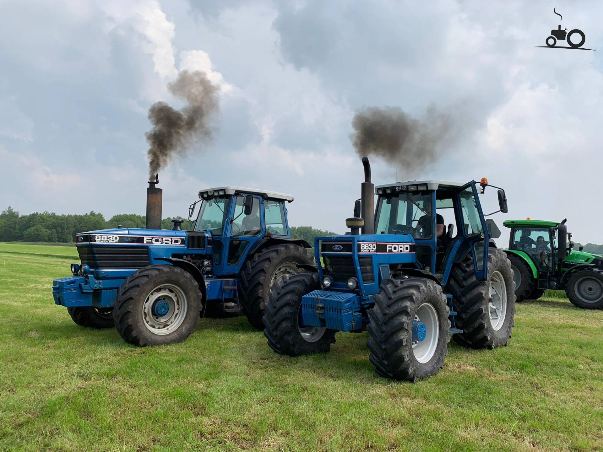 Ford 8830
