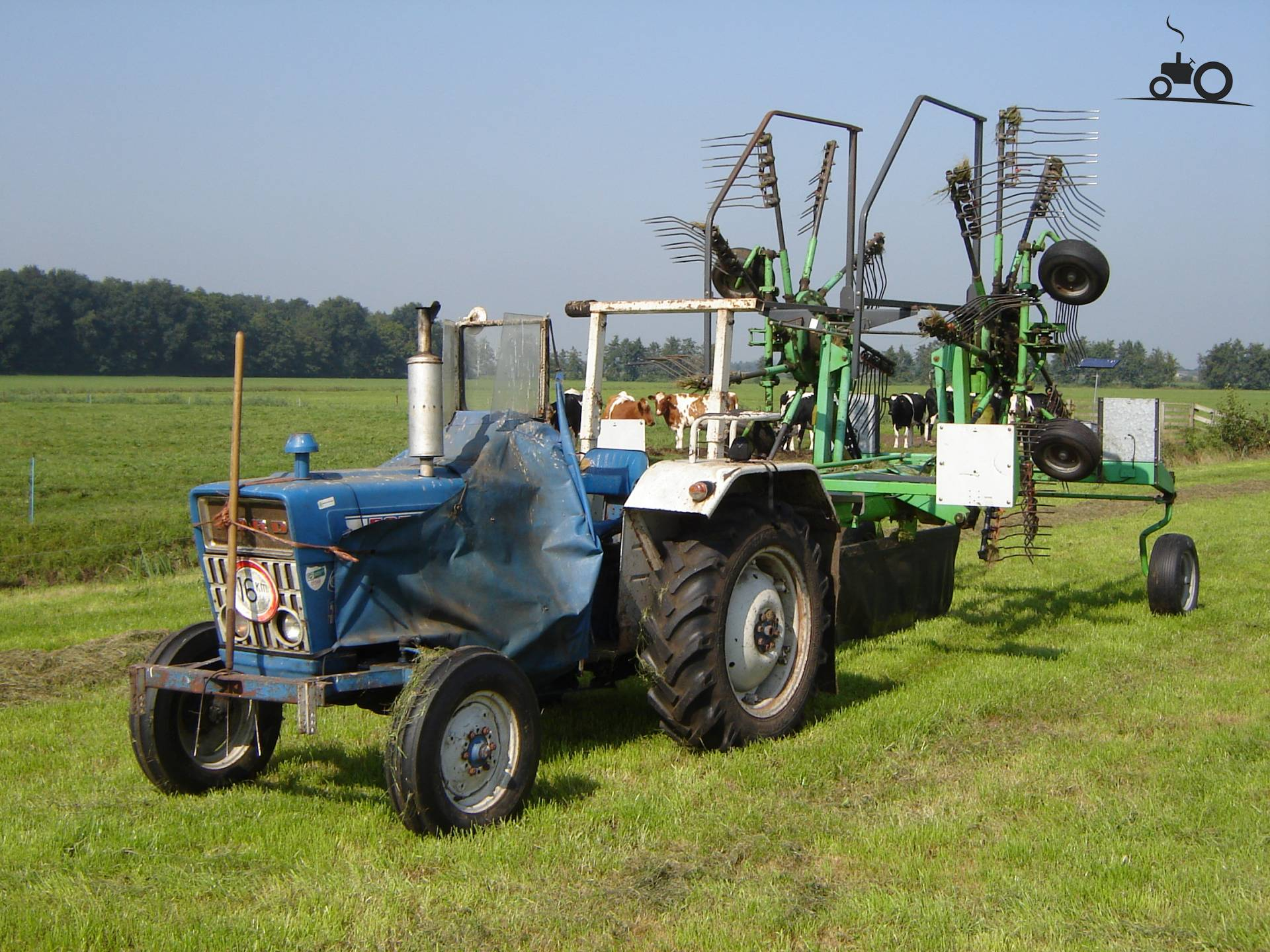 6100 Ford Tractor : Foto ford