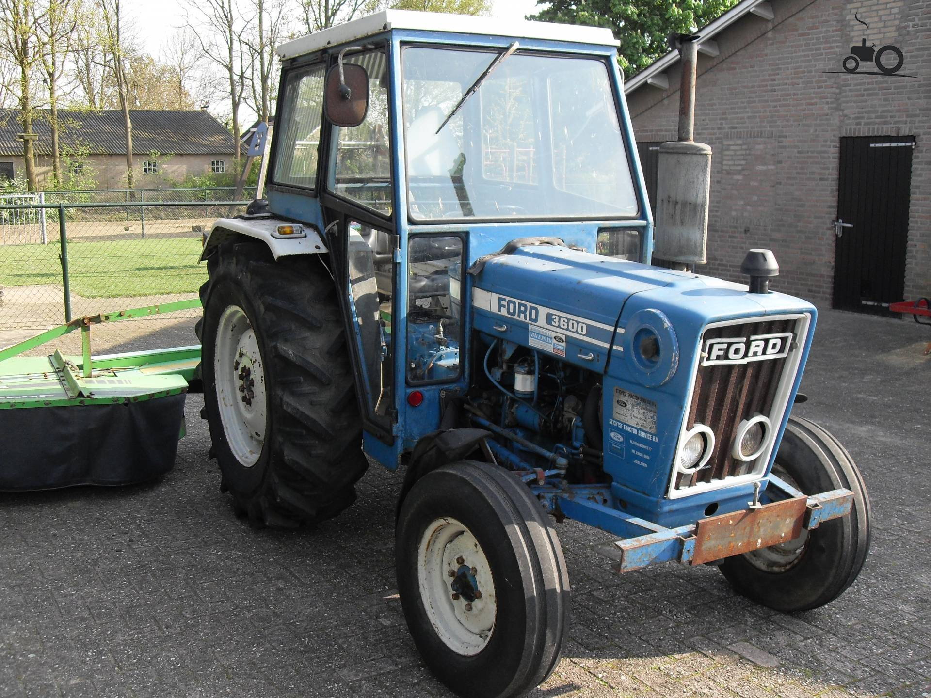 Ford 3600 Tractor : Ford