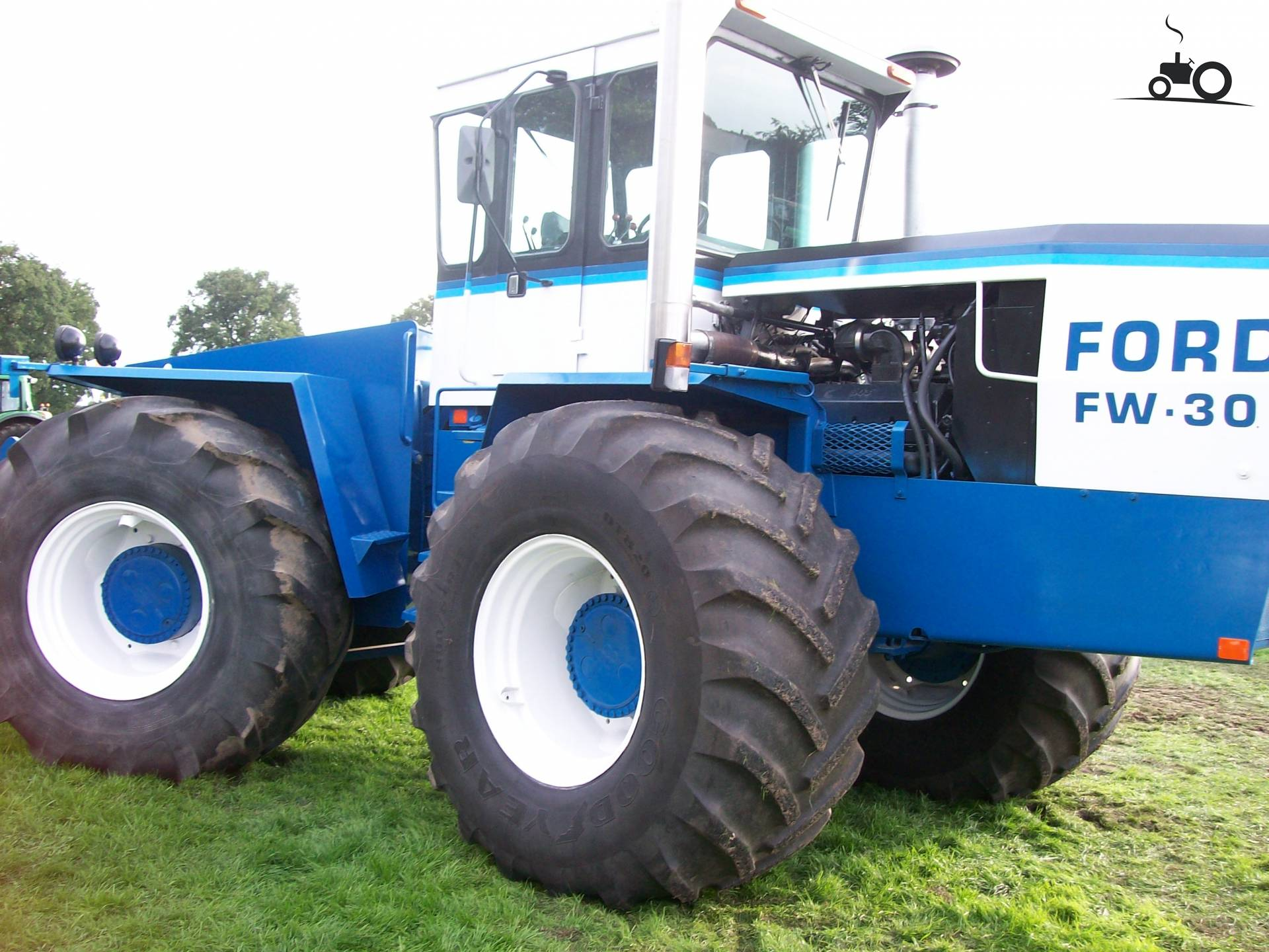 Big Ford Tractors : Foto ford fw