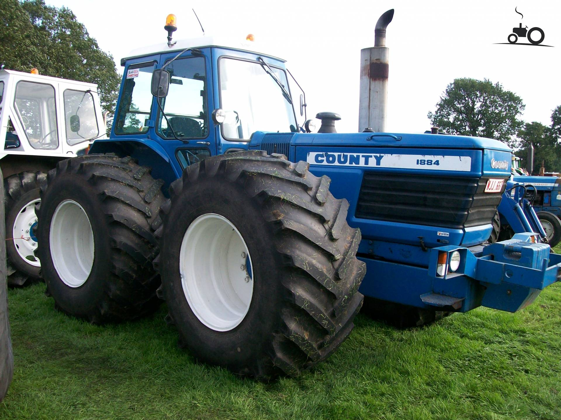Ford County Tractors For Sale In Ireland