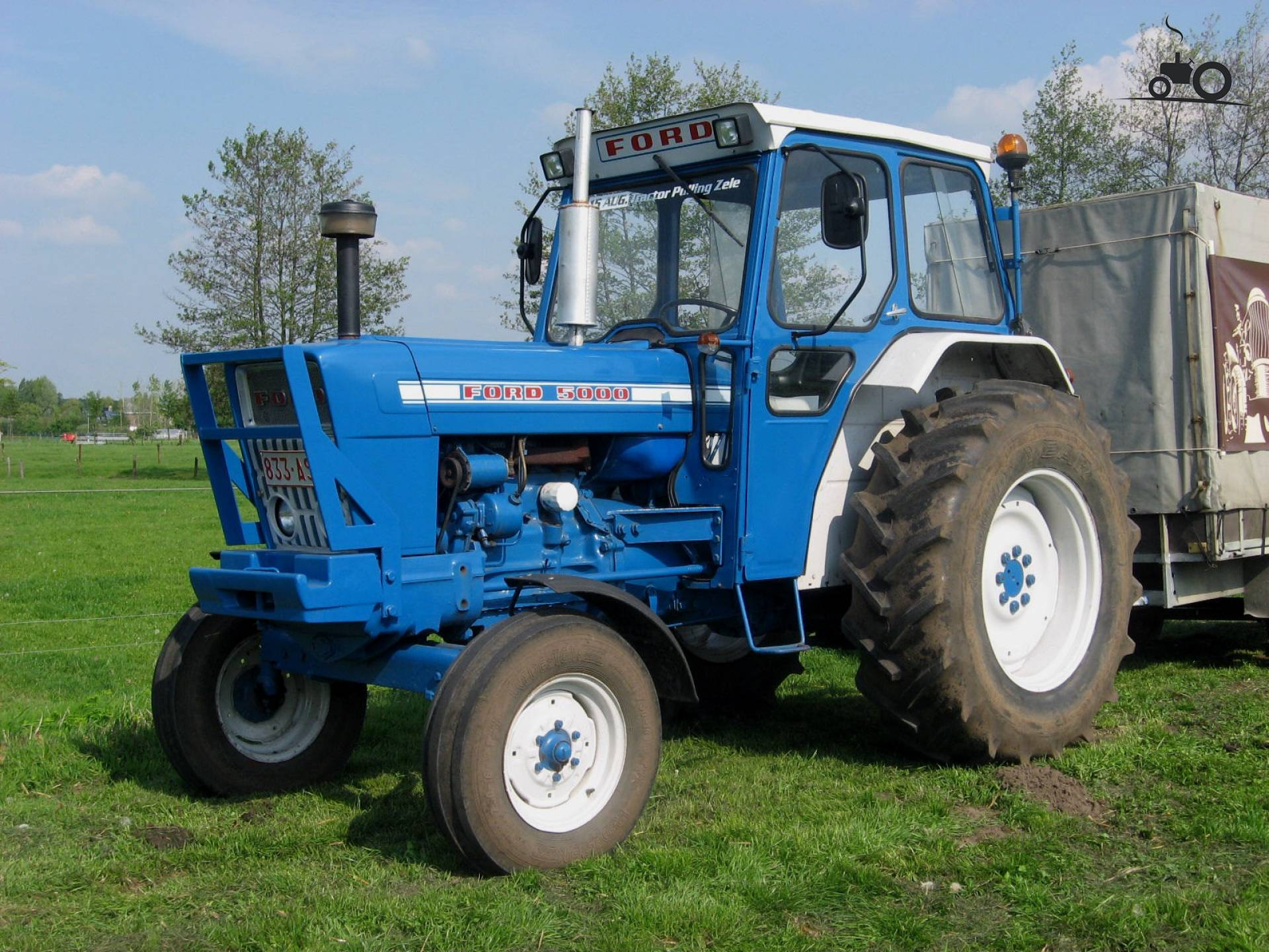 Ford 5000 Tractor Manual : Ford tractor for sale autos post