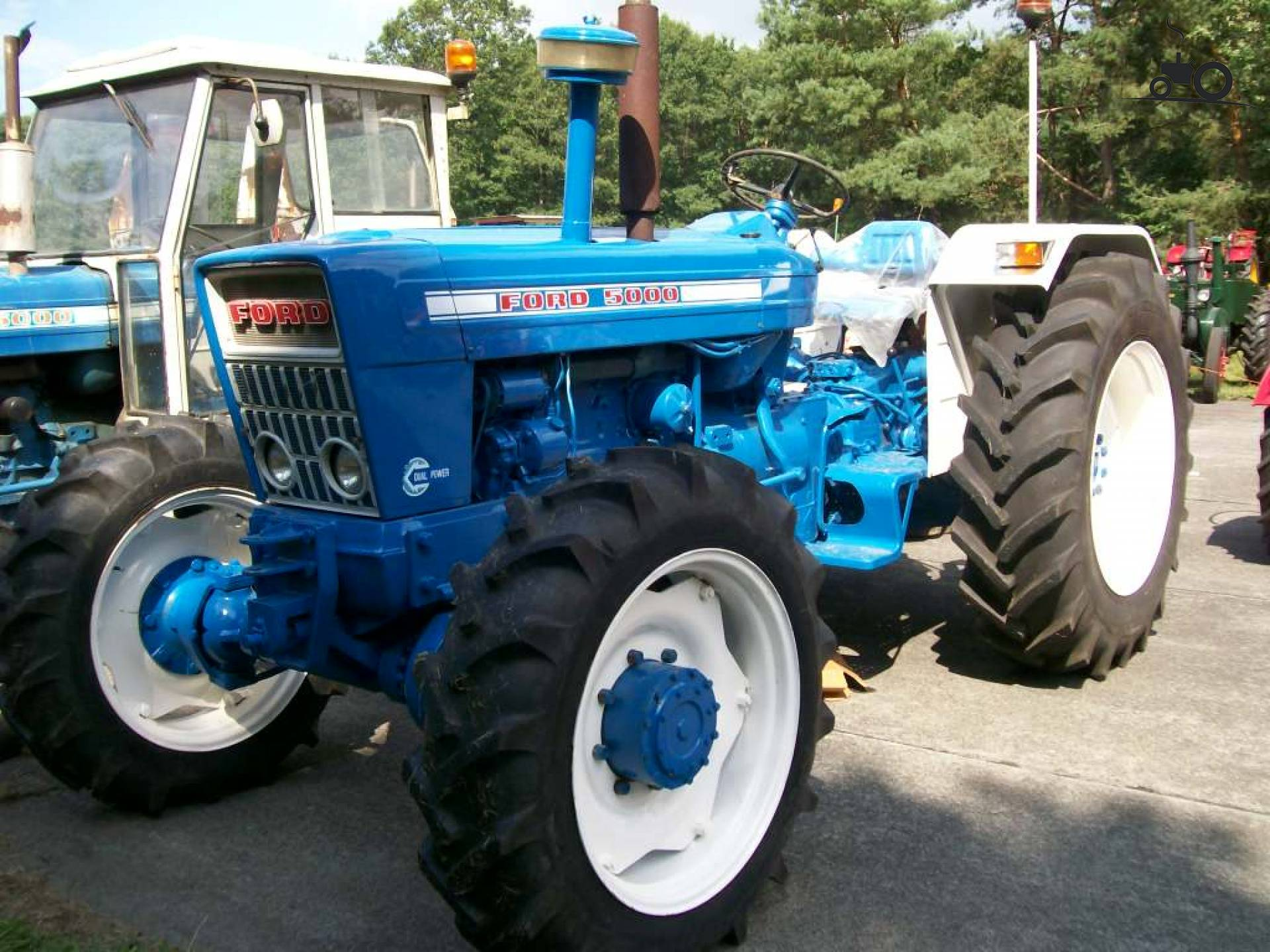 Ford 5000 Tractor Manual : Ford tractor information autos post