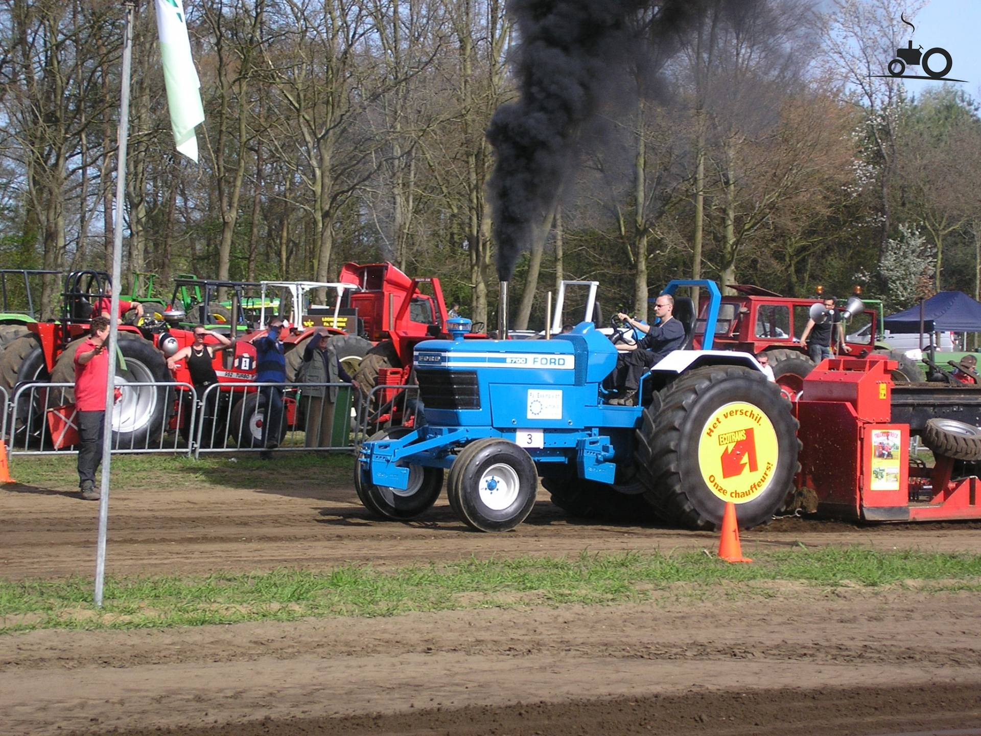 Ford 8700 Tractor : Tractor news and pictures ford