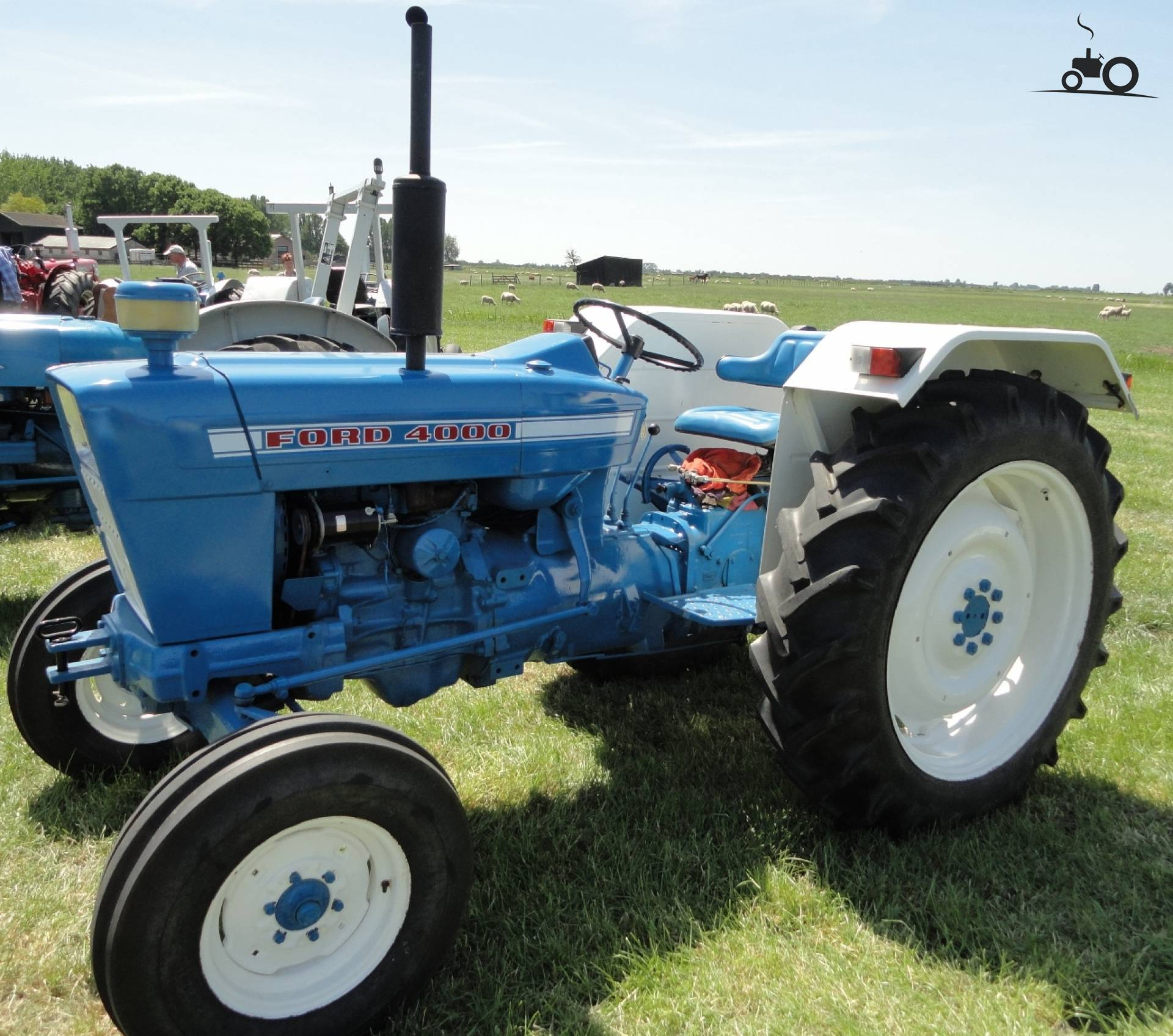 1964 Ford 4000 Diesel : Ford tractor wiring diagram get free image