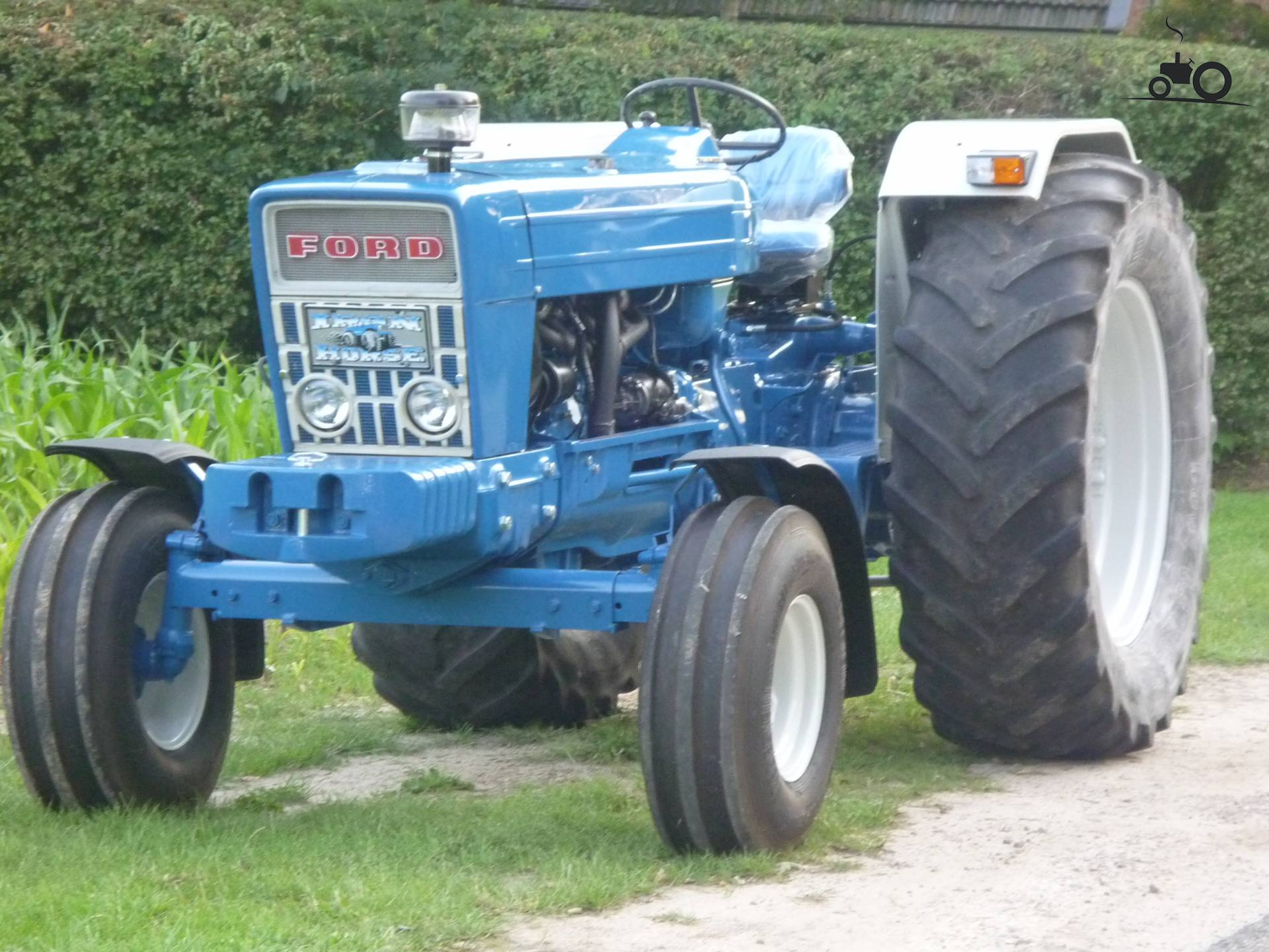 Ford Tractor Identification : Ford tractor identification and newer autos post