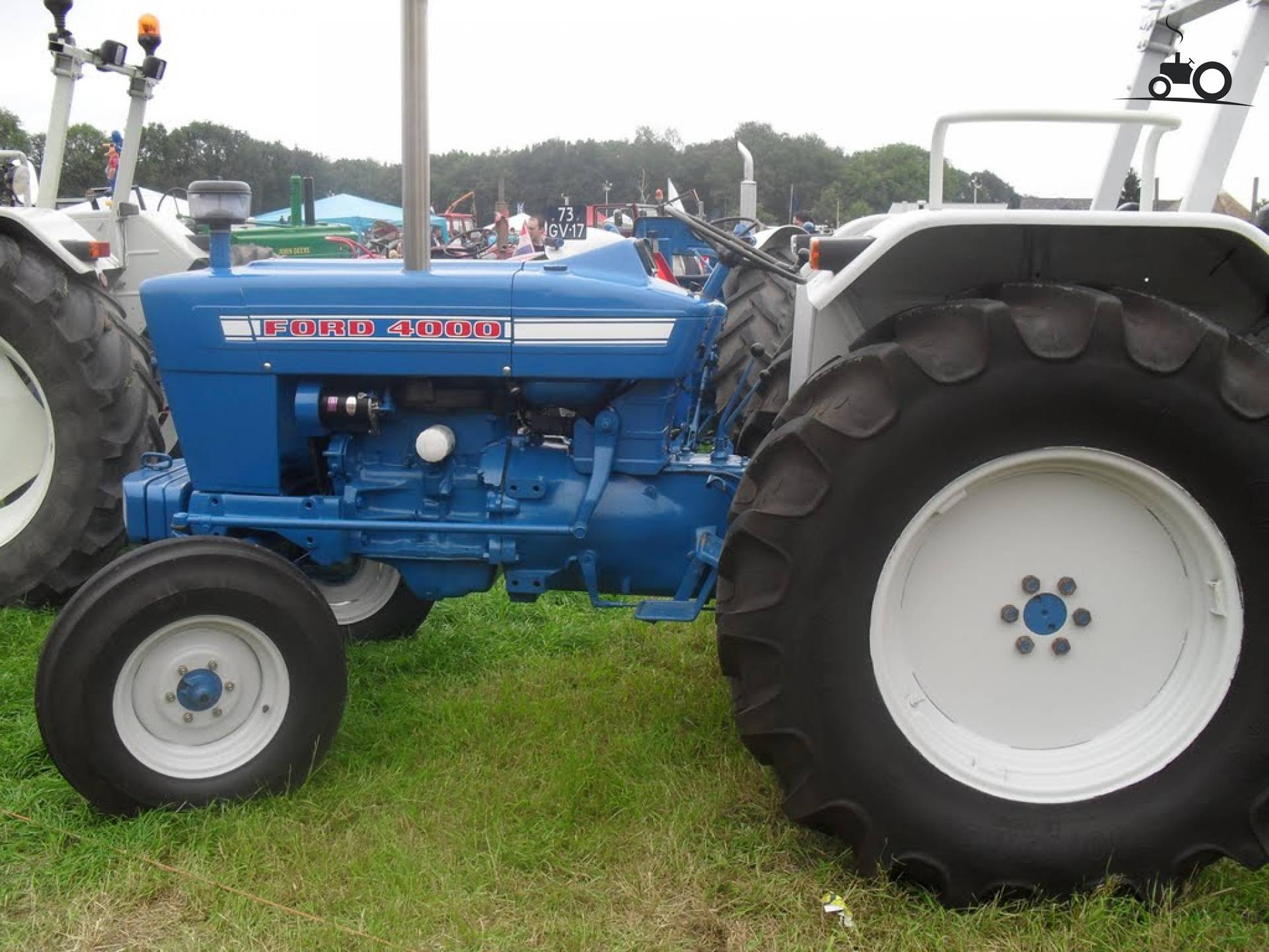 Ford 4000 Diesel Tractor Manual : Ford tractor manual ebay electronics cars