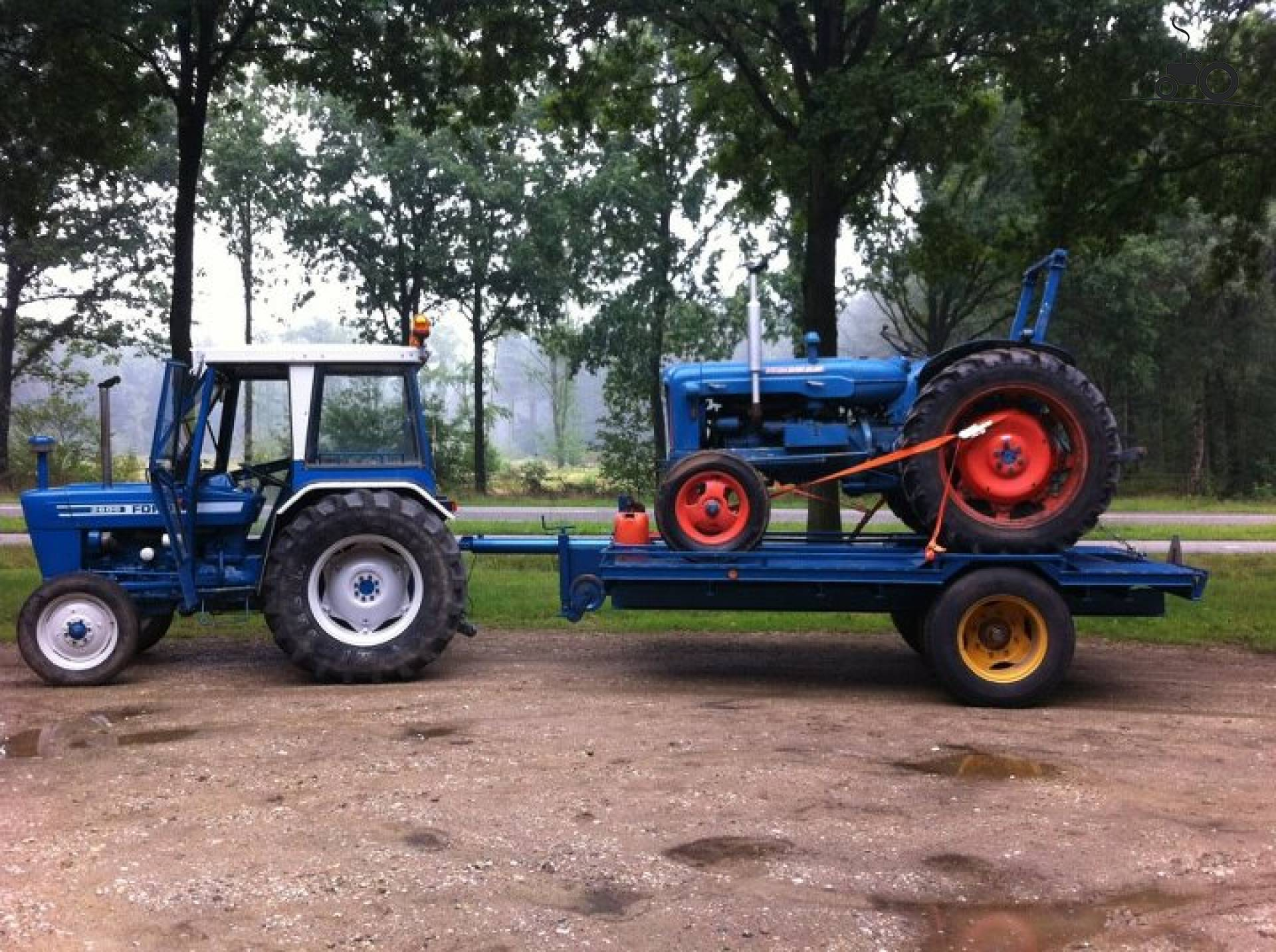 Ford Tractor Identification : Ford tractor identification autos we
