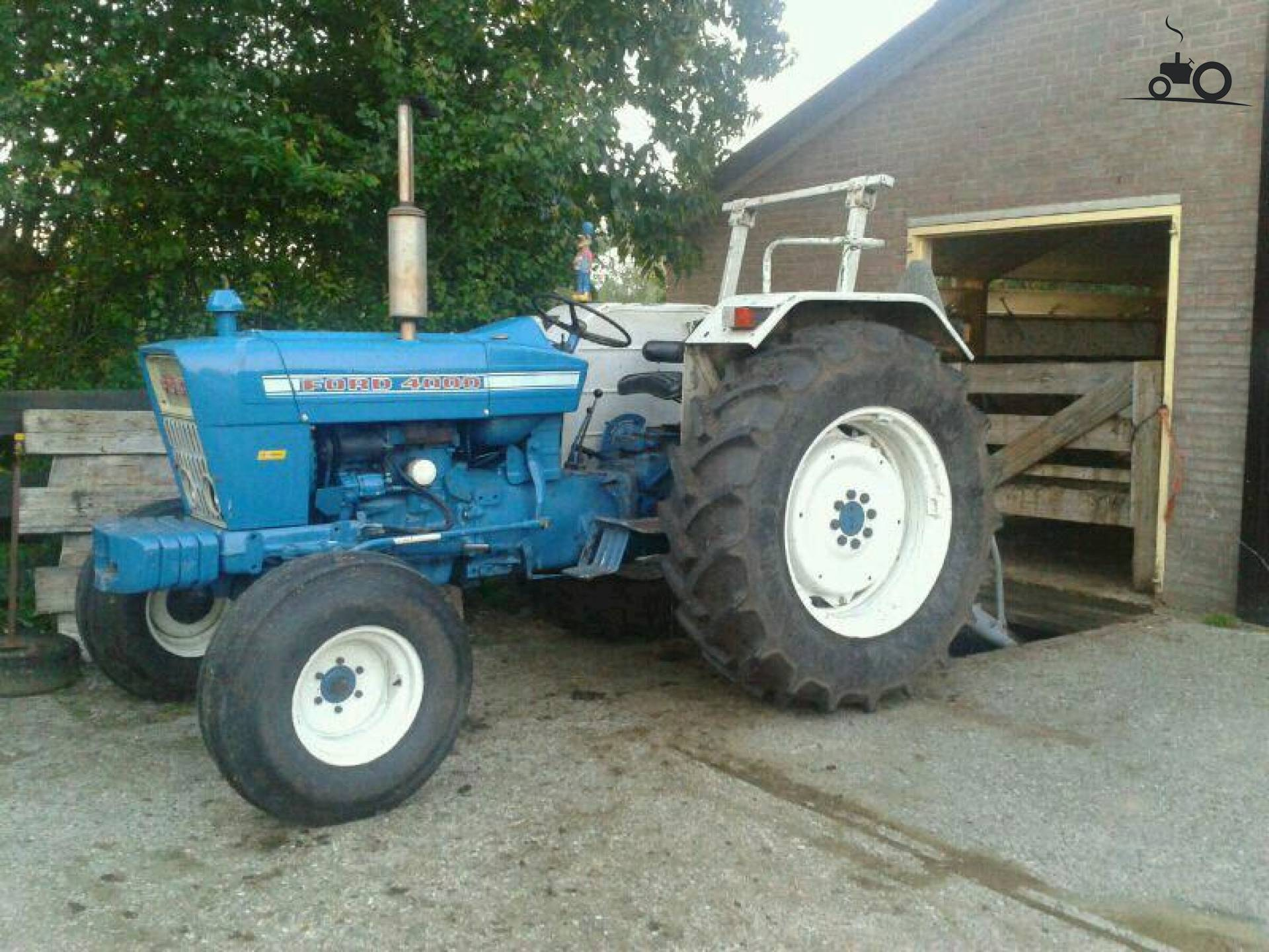 Ford 4000 Backhoe Parts : Ford f tractor