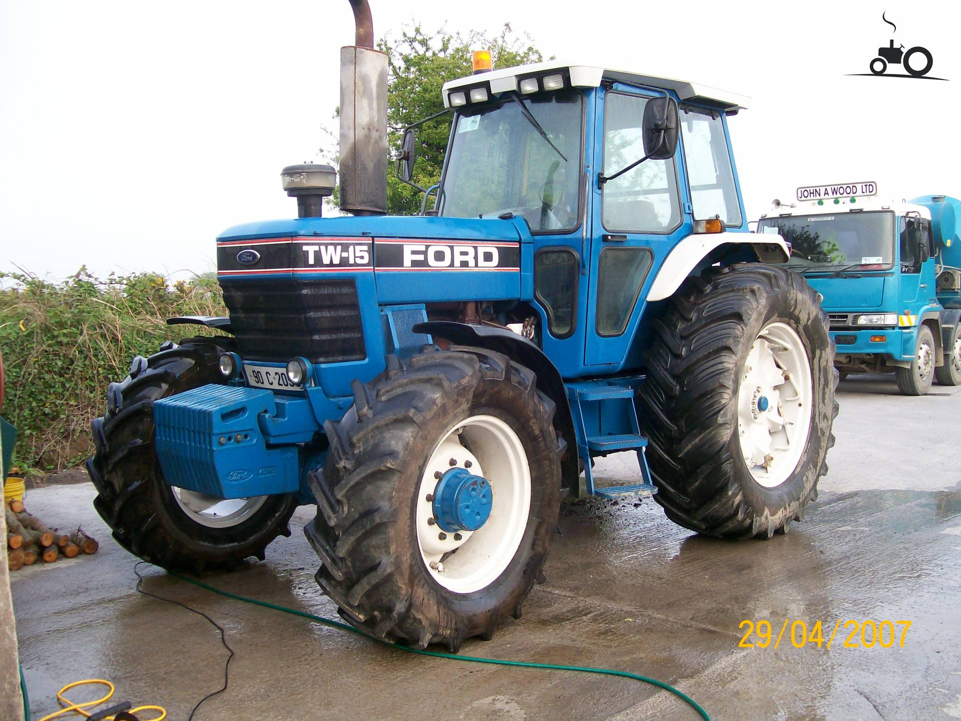 Picture Ford Tw 15 711477