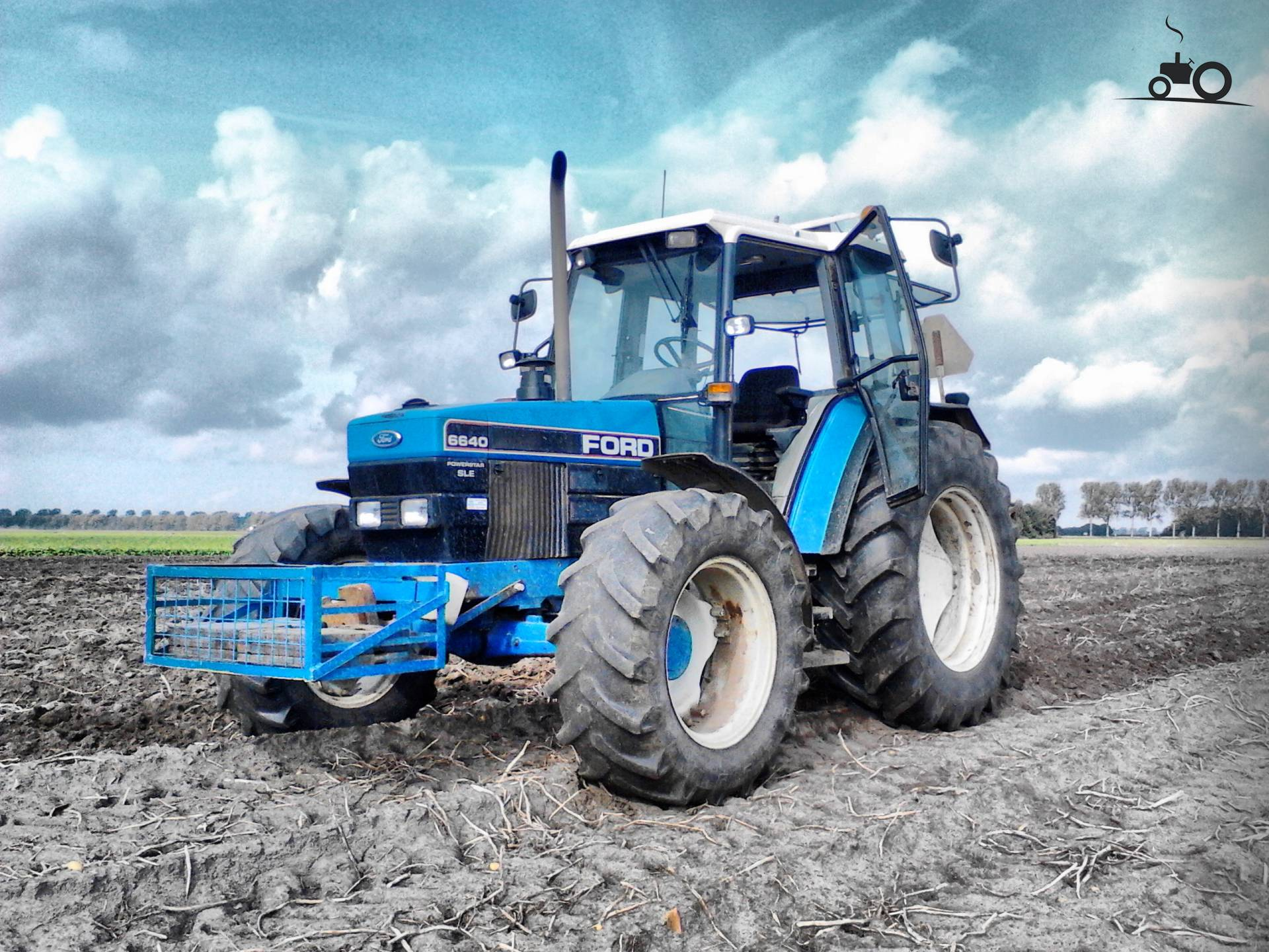 6640 Ford Tractor : Ford specs and data everything about the