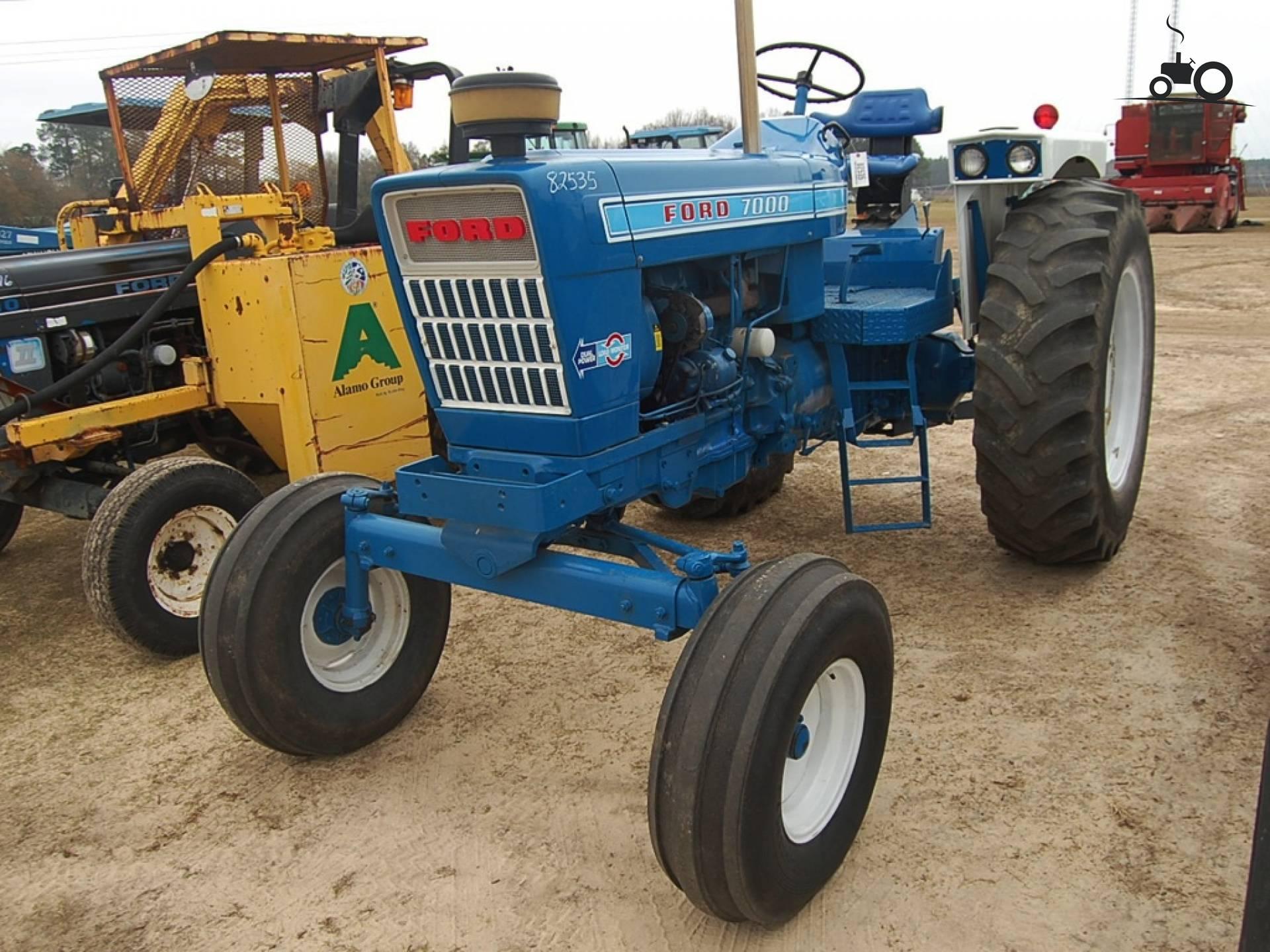 Ford Row Crop Tractors : Ford row crop tractor autos post