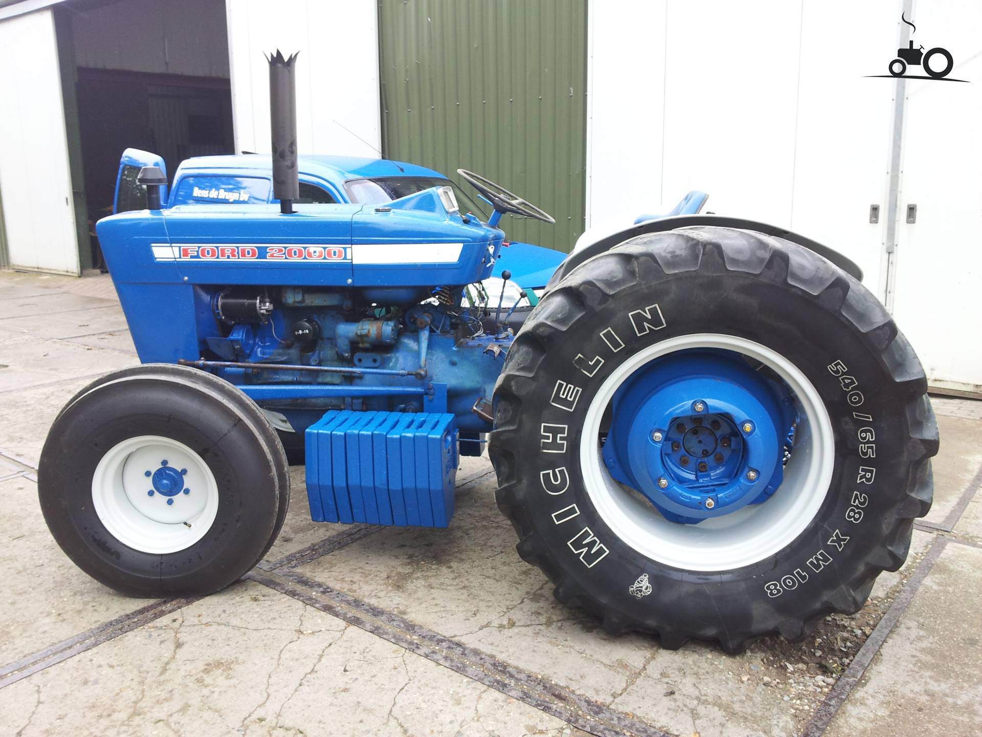 2000 Ford Tractor Information : Ford tractor torque specs