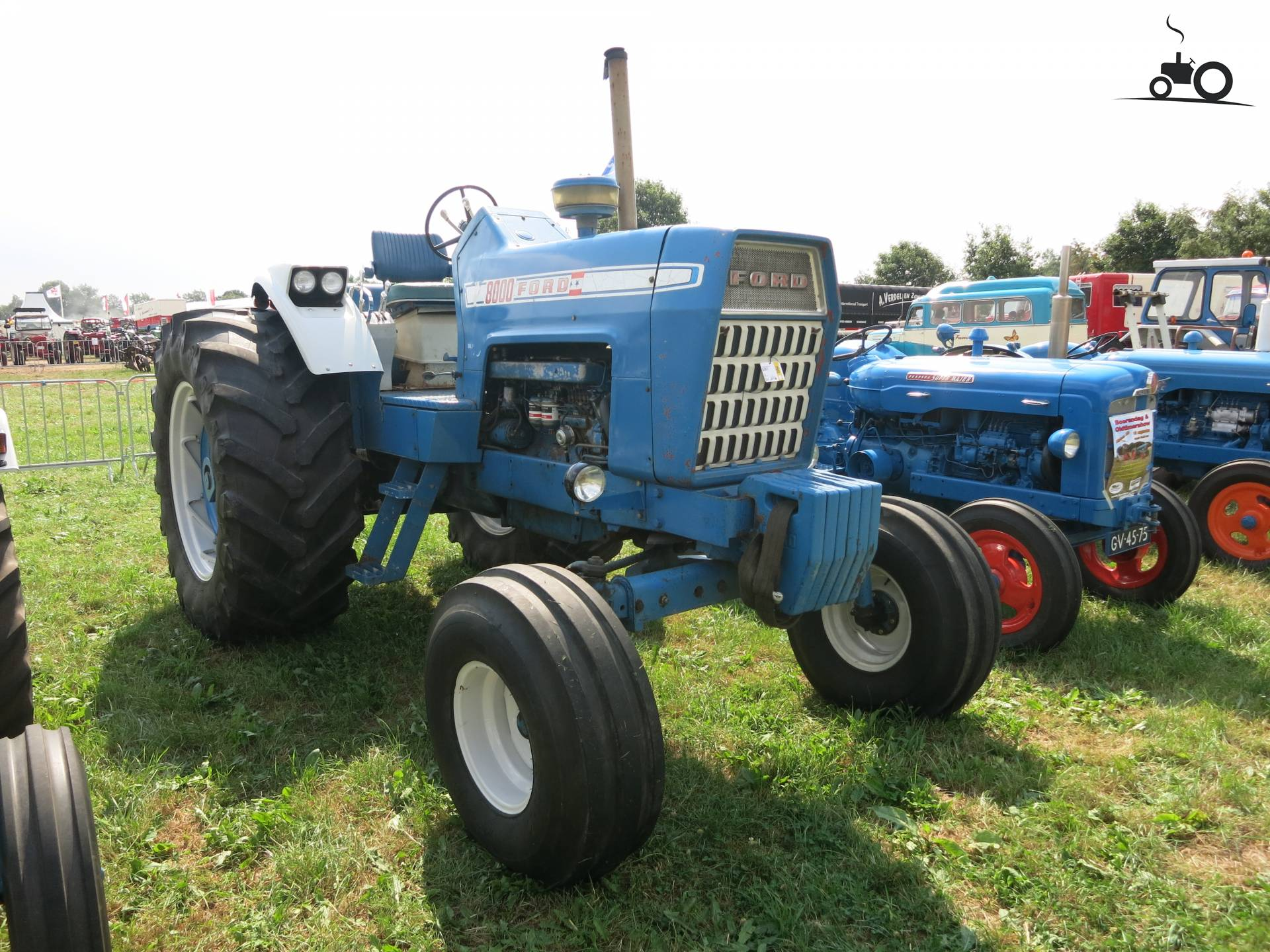 Ford 4000 Tractor Fenders : Used ford tractor between and for sale autos post