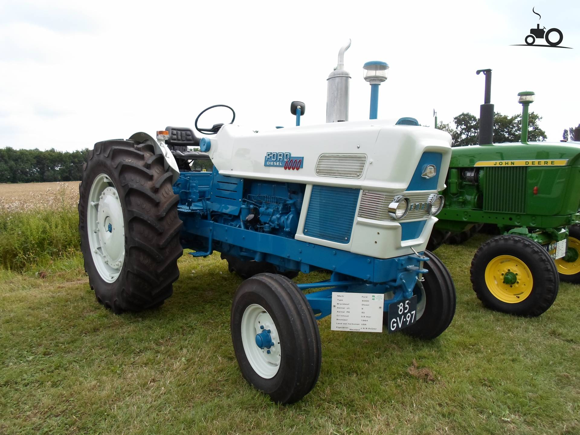 Ford 6000 Tractor Parts : Ford tractor data autos post
