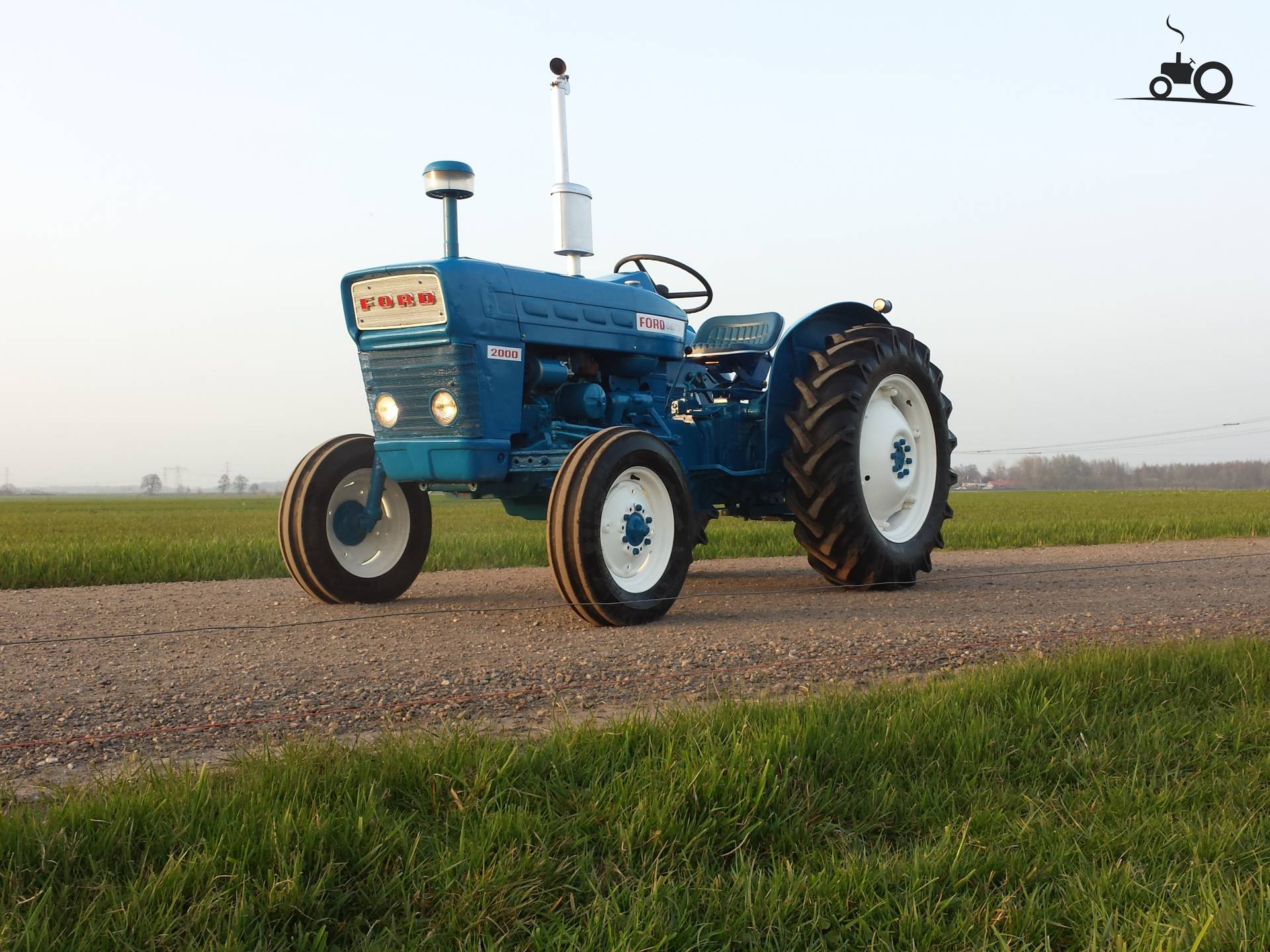Ford Tractor Model 501 : Ford g