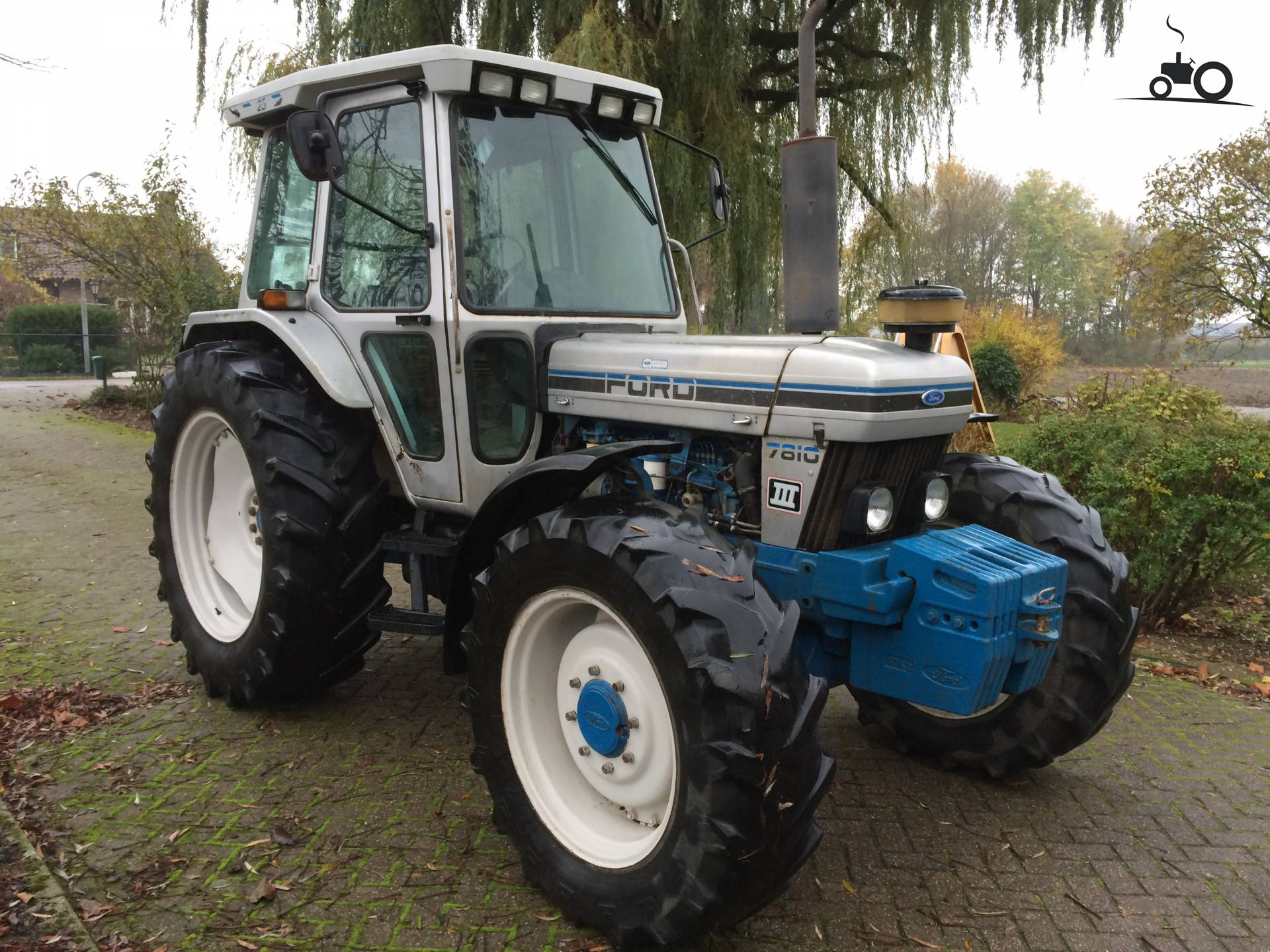 Ford 7810 Tractor : Ford silver jubilee specs and data everything about