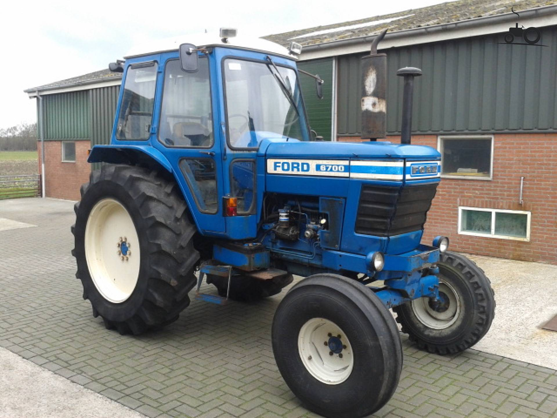 6700 Ford Tractor : Foto ford