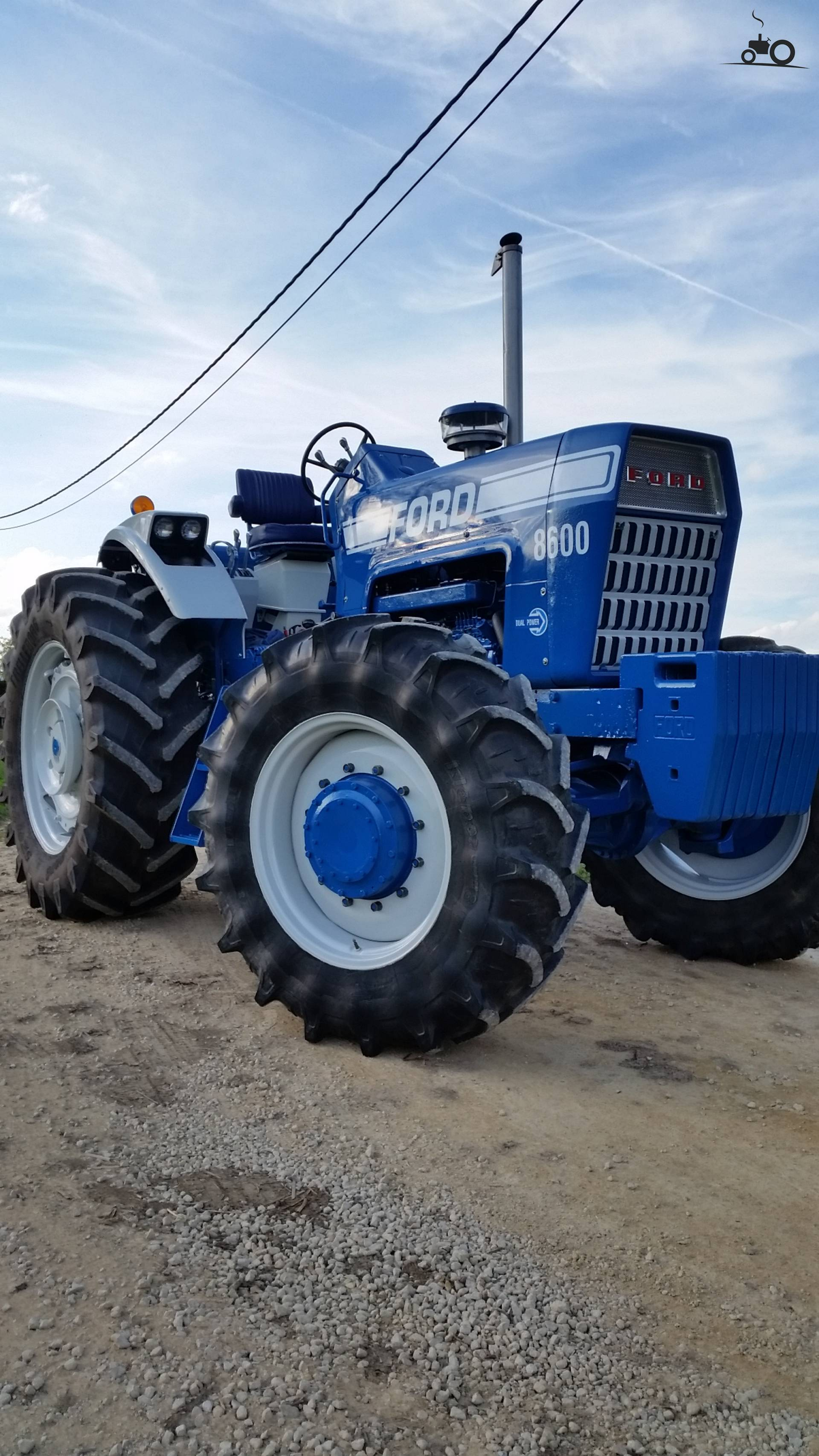 Ford 8600 Tractor Pto Assembly For : Ford specs and data everything about the
