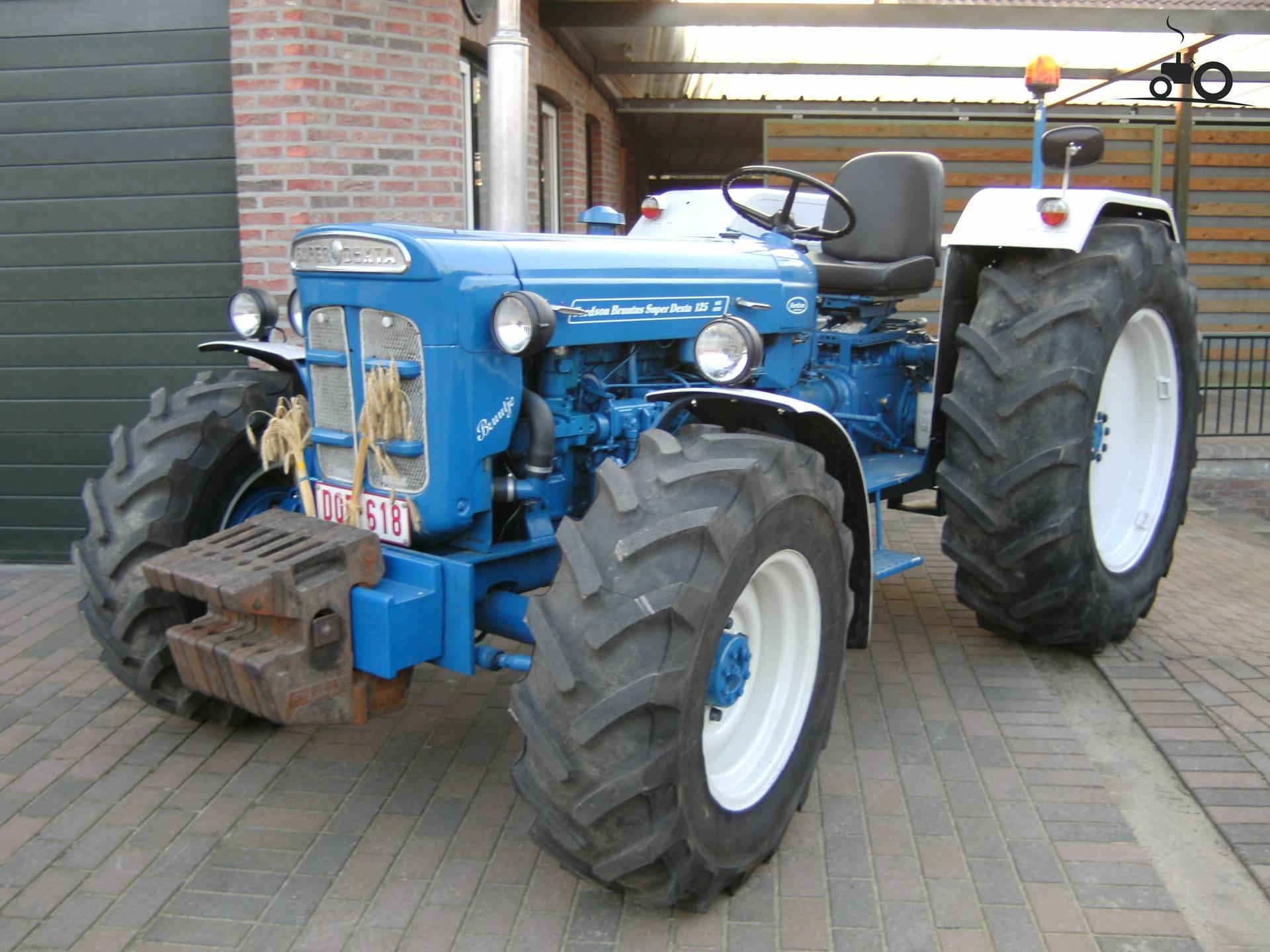 Ford Super Dexta Tractor Values : Ford super dexta ebay electronics cars fashion autos post
