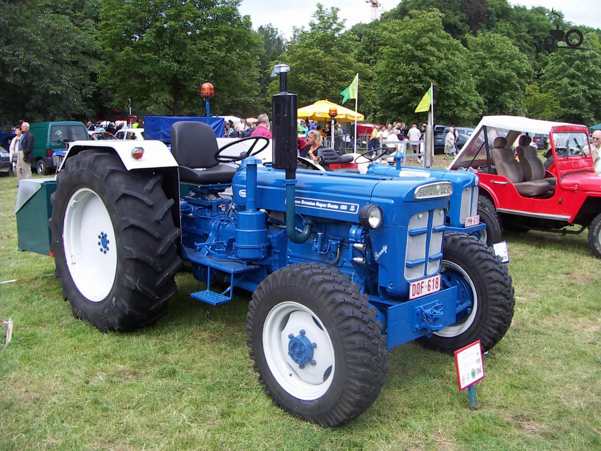 Super Dexta Tractor : Foto fordson super dexta
