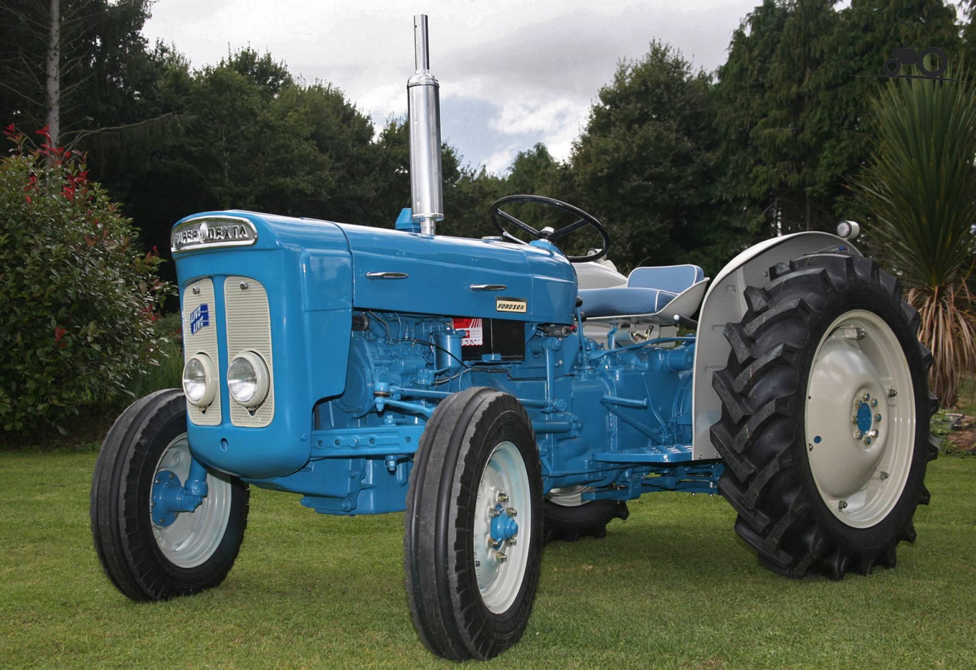 Ford Super Dexta Tractor Values : Pin fordson dexta on pinterest
