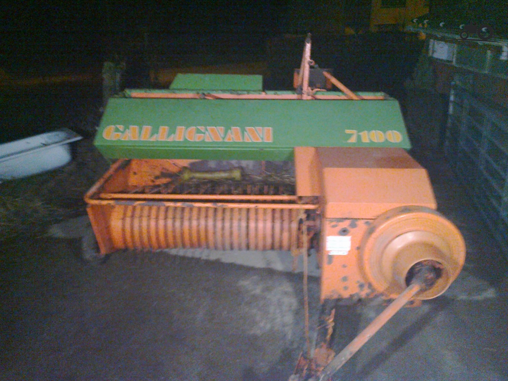 Gallignani 7100