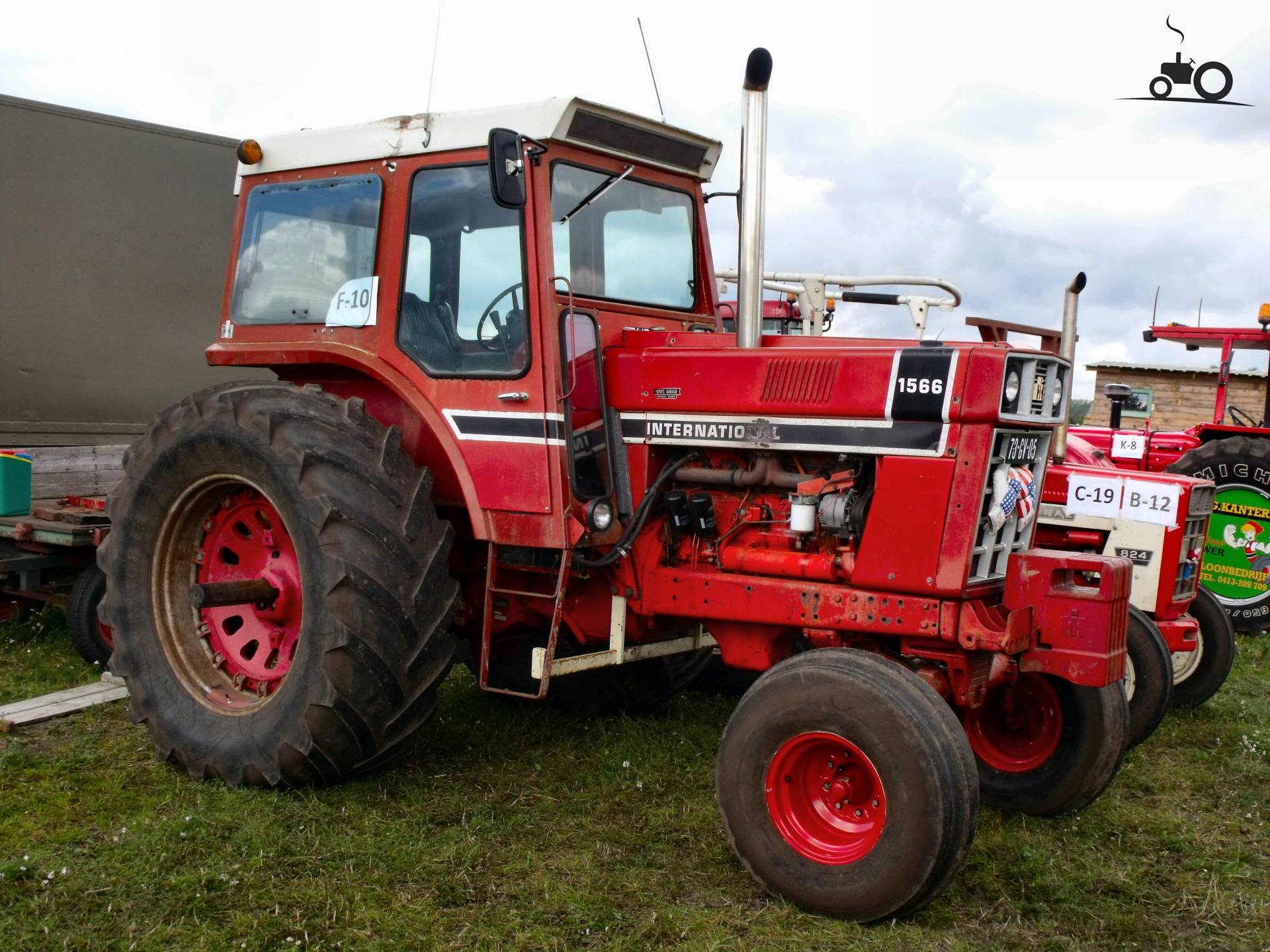 Ih 1086 Steps : Ih tractor transmission problems bing images