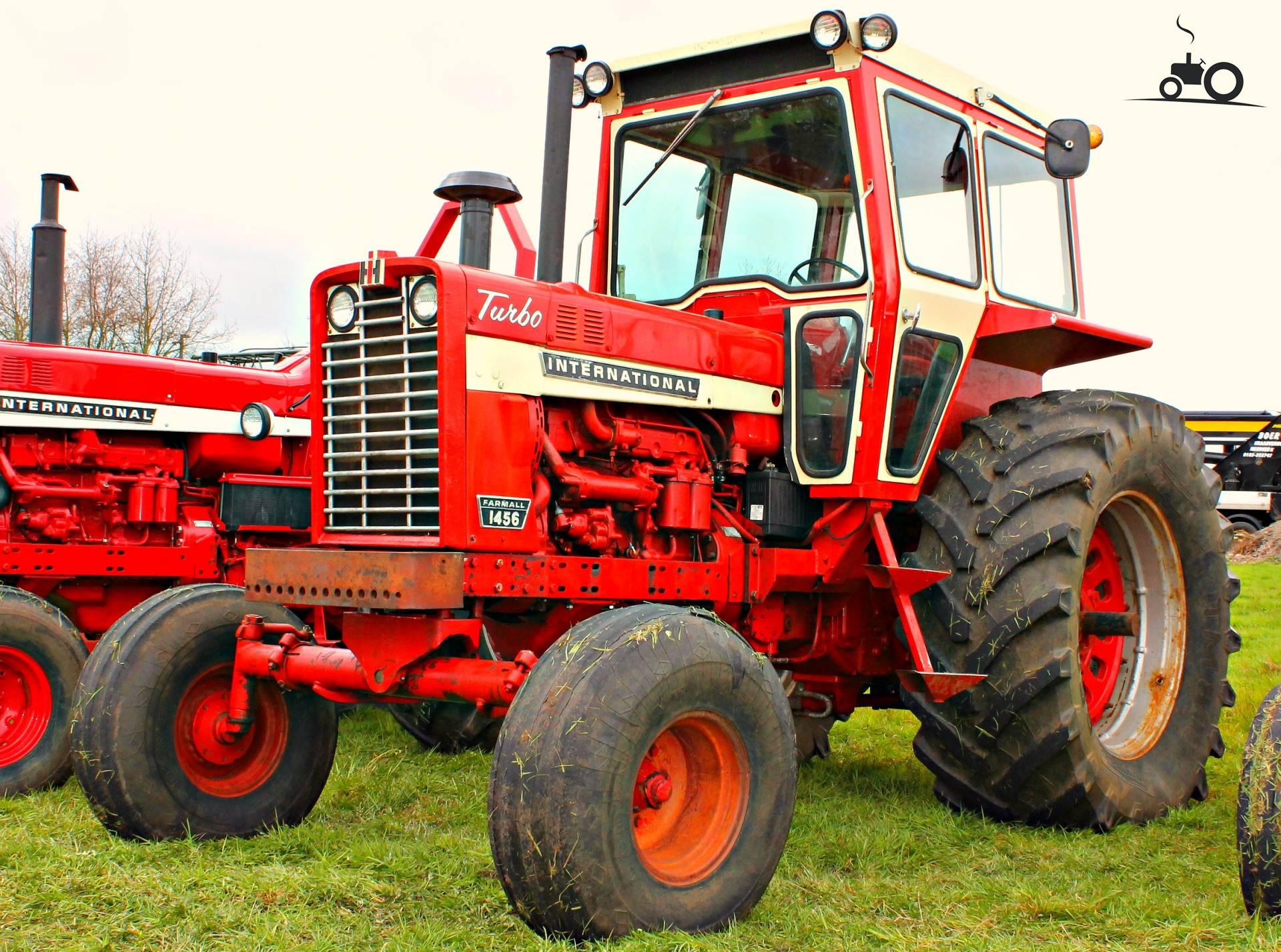 Ih 1456 Tractor : International sale autos we