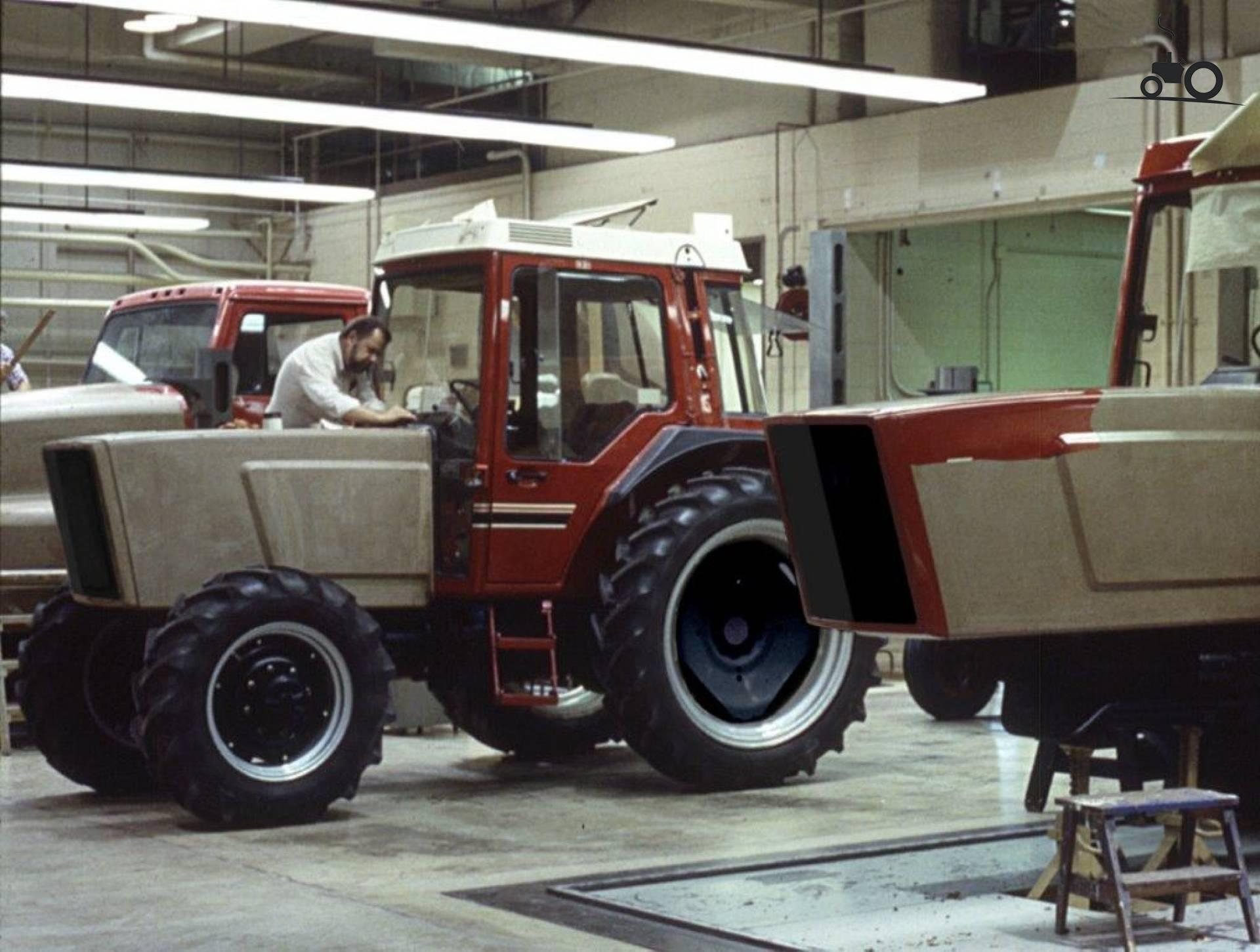 prototype ih 88 series tractors