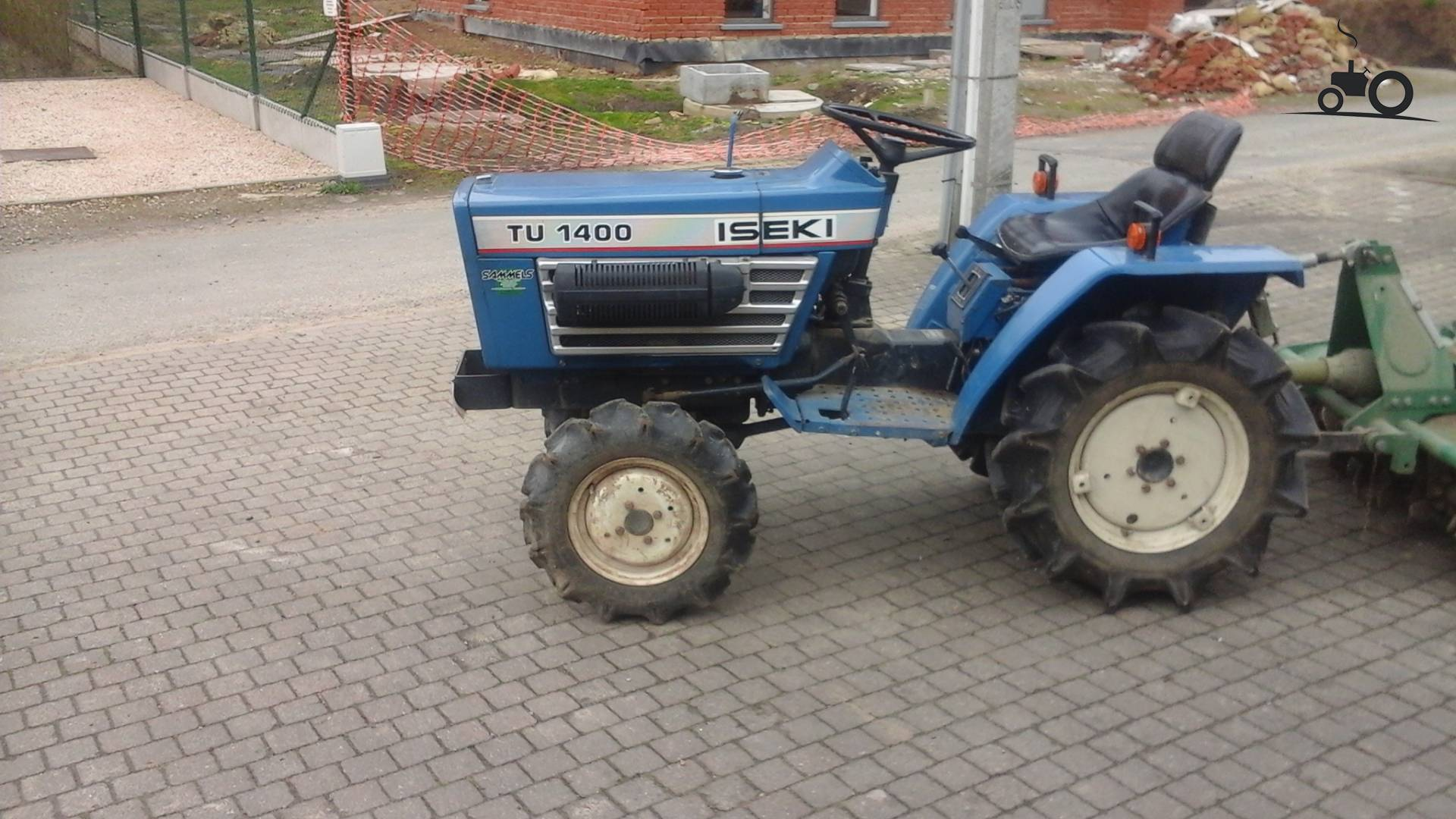 Iseki Tu 1400 Tractor manual