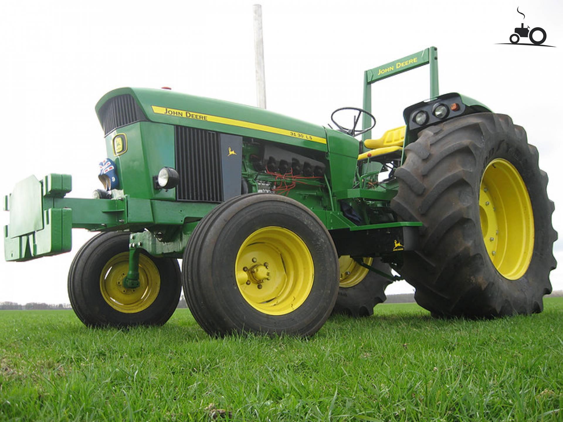 TractorData.com John Deere 3130 tractor photos inf
