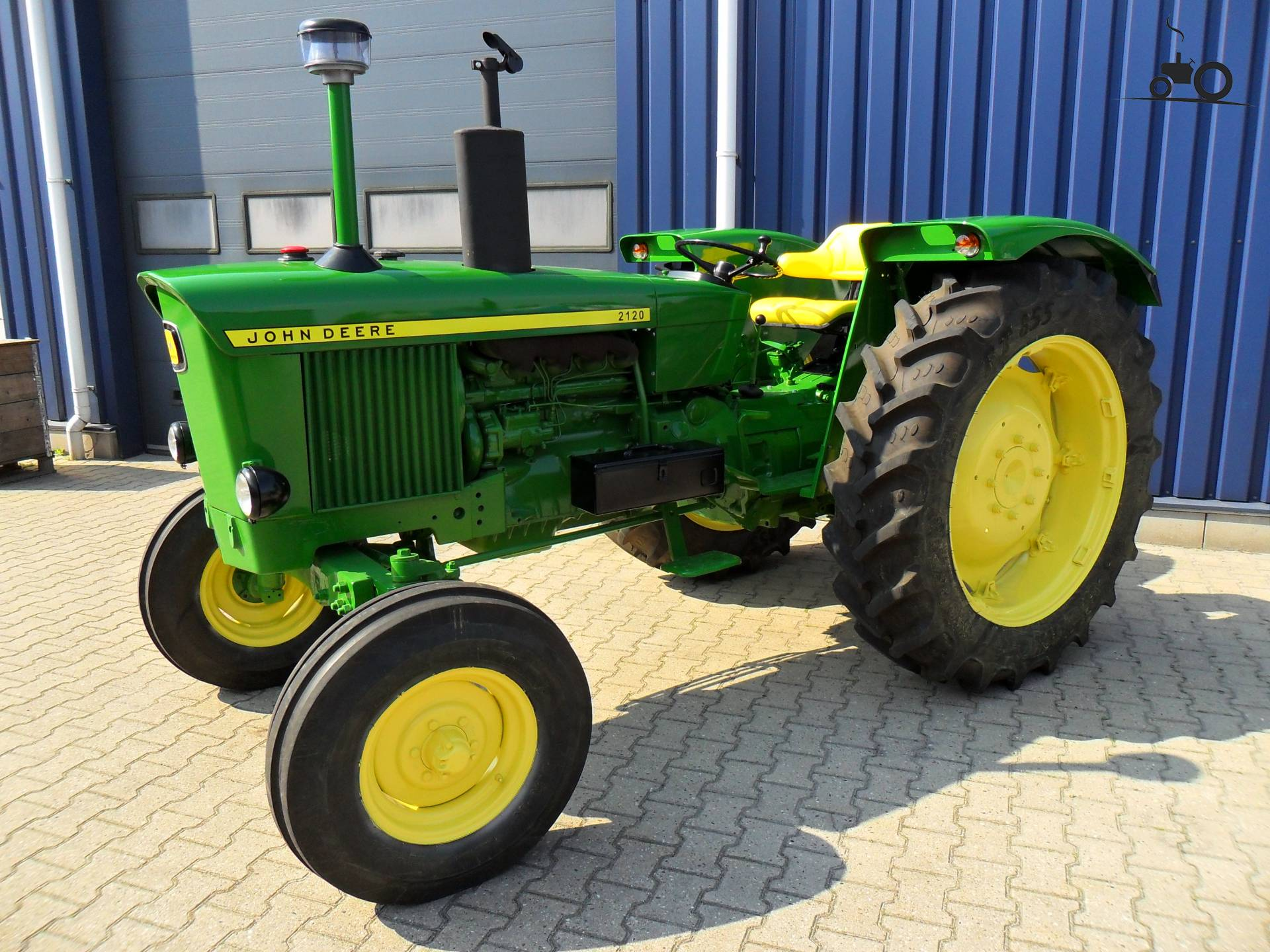 What Is The Best John Deere 2120?: John Deere 2000