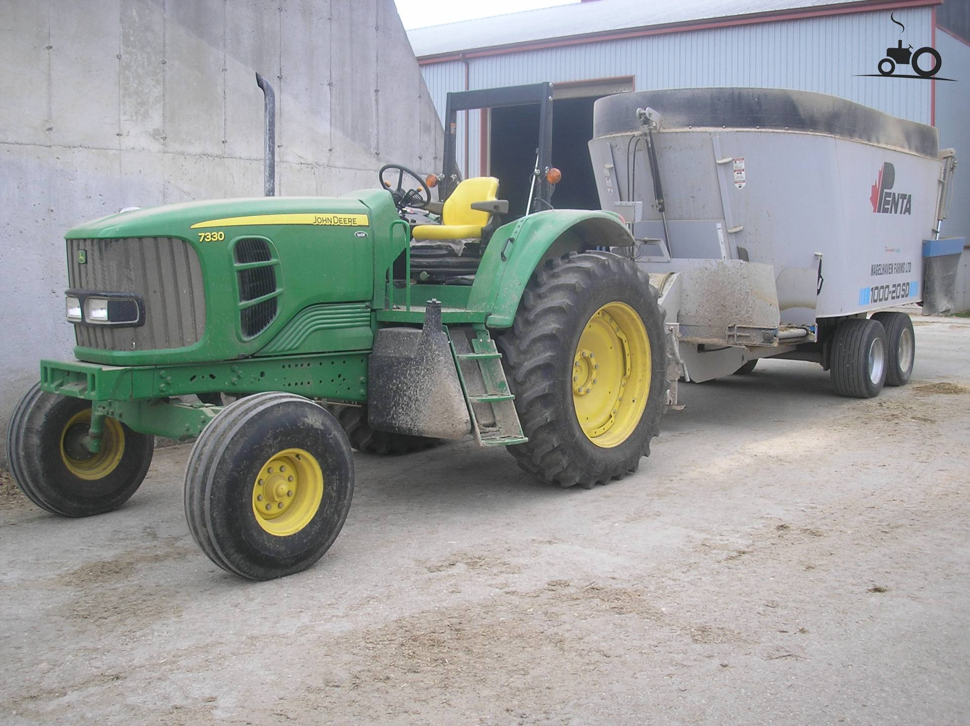 John Deere Tractor Tire Pressure : John deere specs and data everything about the