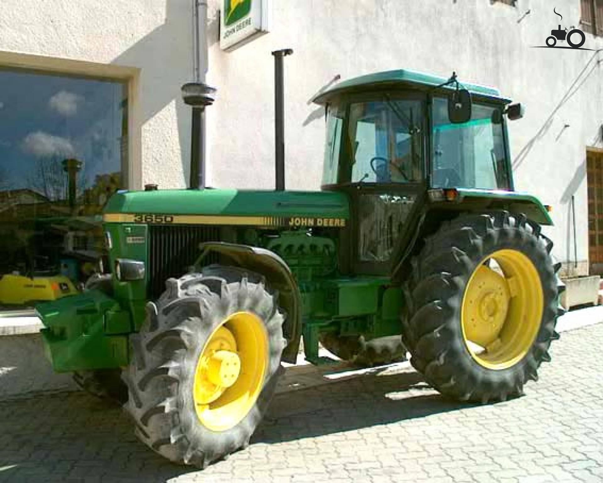 Vendo: tractor JOHN DEERE 3650 de 120 CV.   6213-3650-john-deere