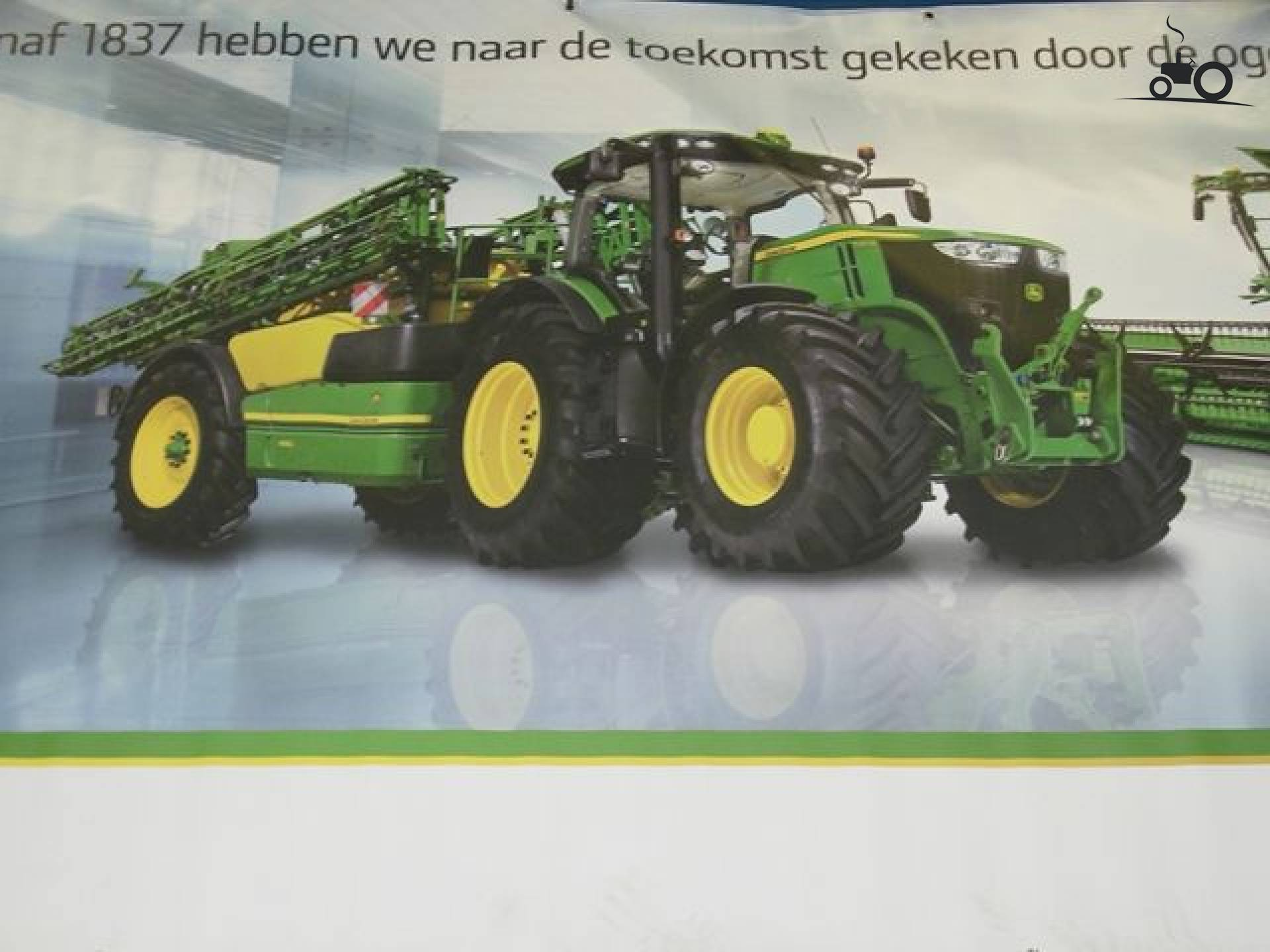 John Deere Poster : John deere tractors — poster posted by jd