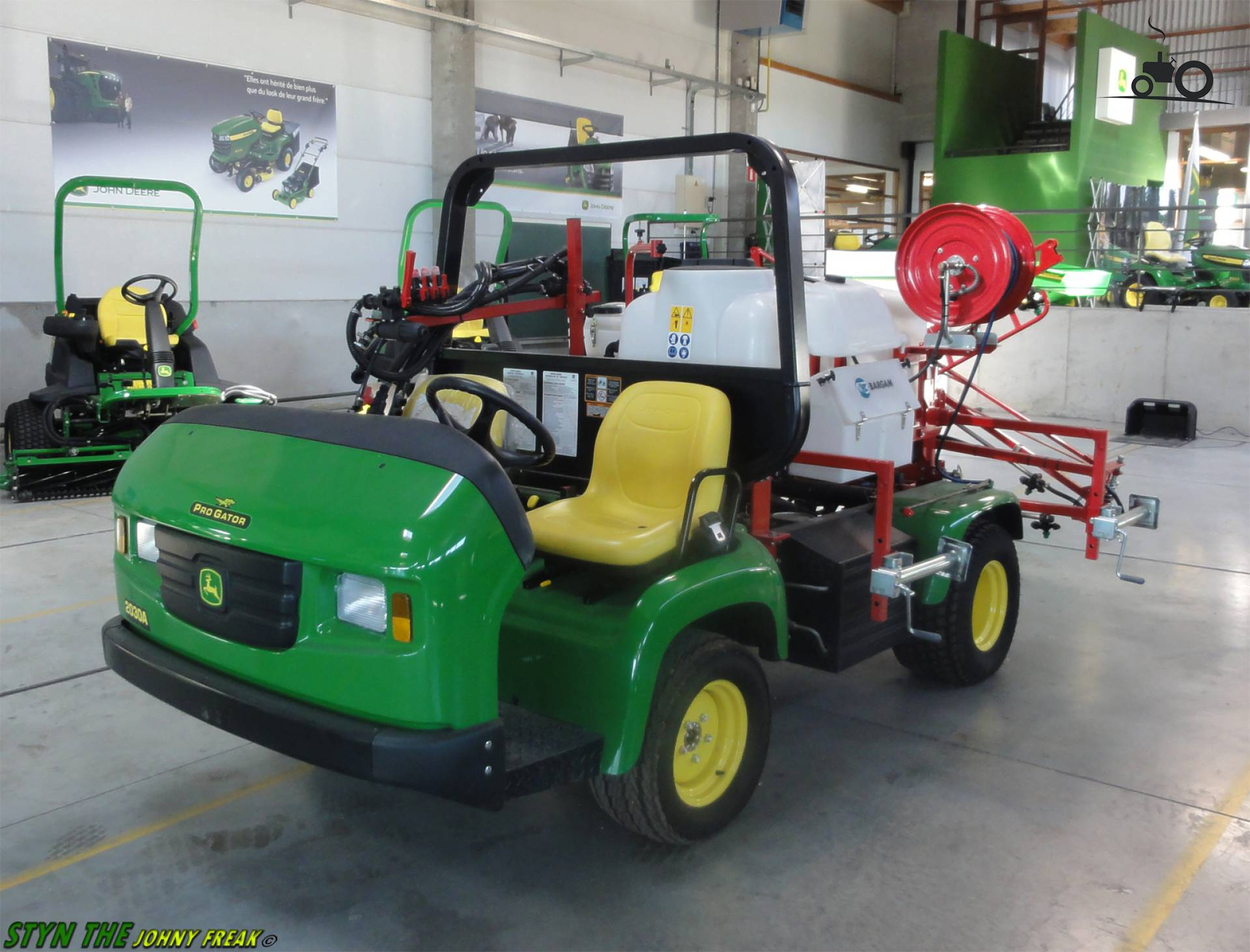 John Deere Super Stock Pulling Tractors : John deere pro stock pulling tractors car interior design