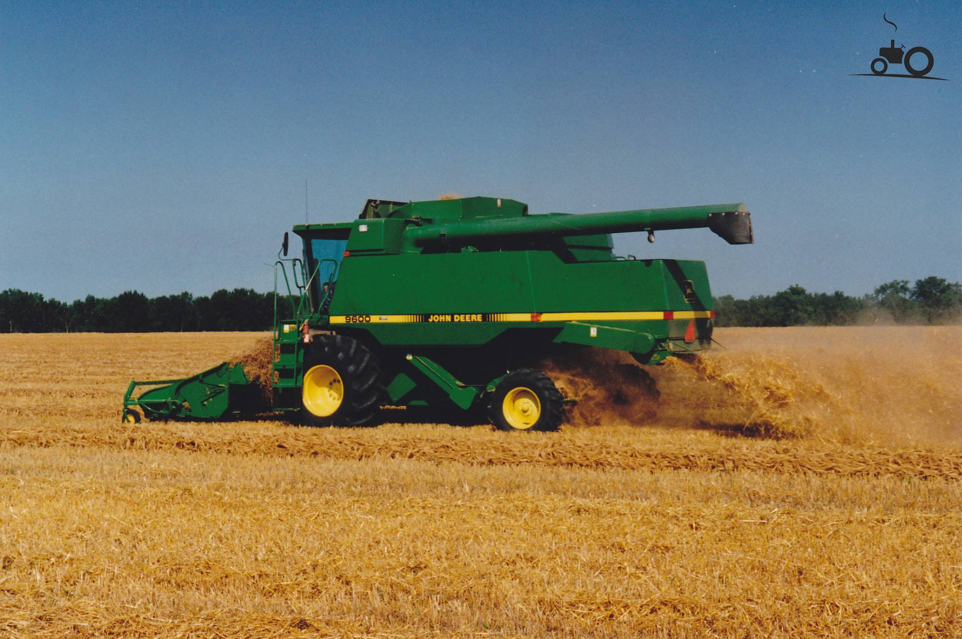 John deere 9600 specs and data everything about the john deere 9600