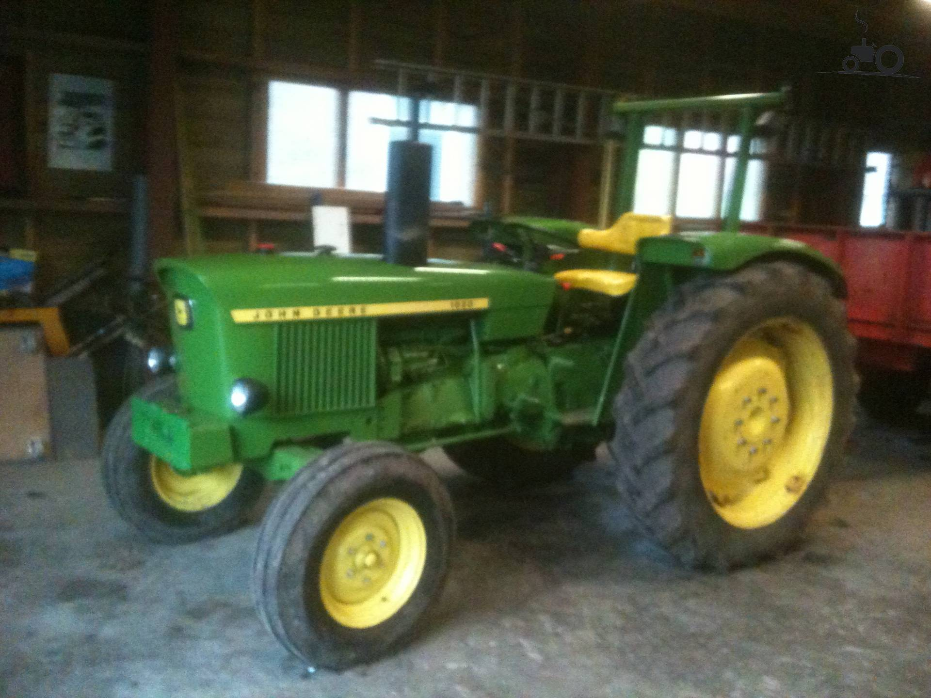 John Deere 1020 Engine : John deere specs and data everything about the