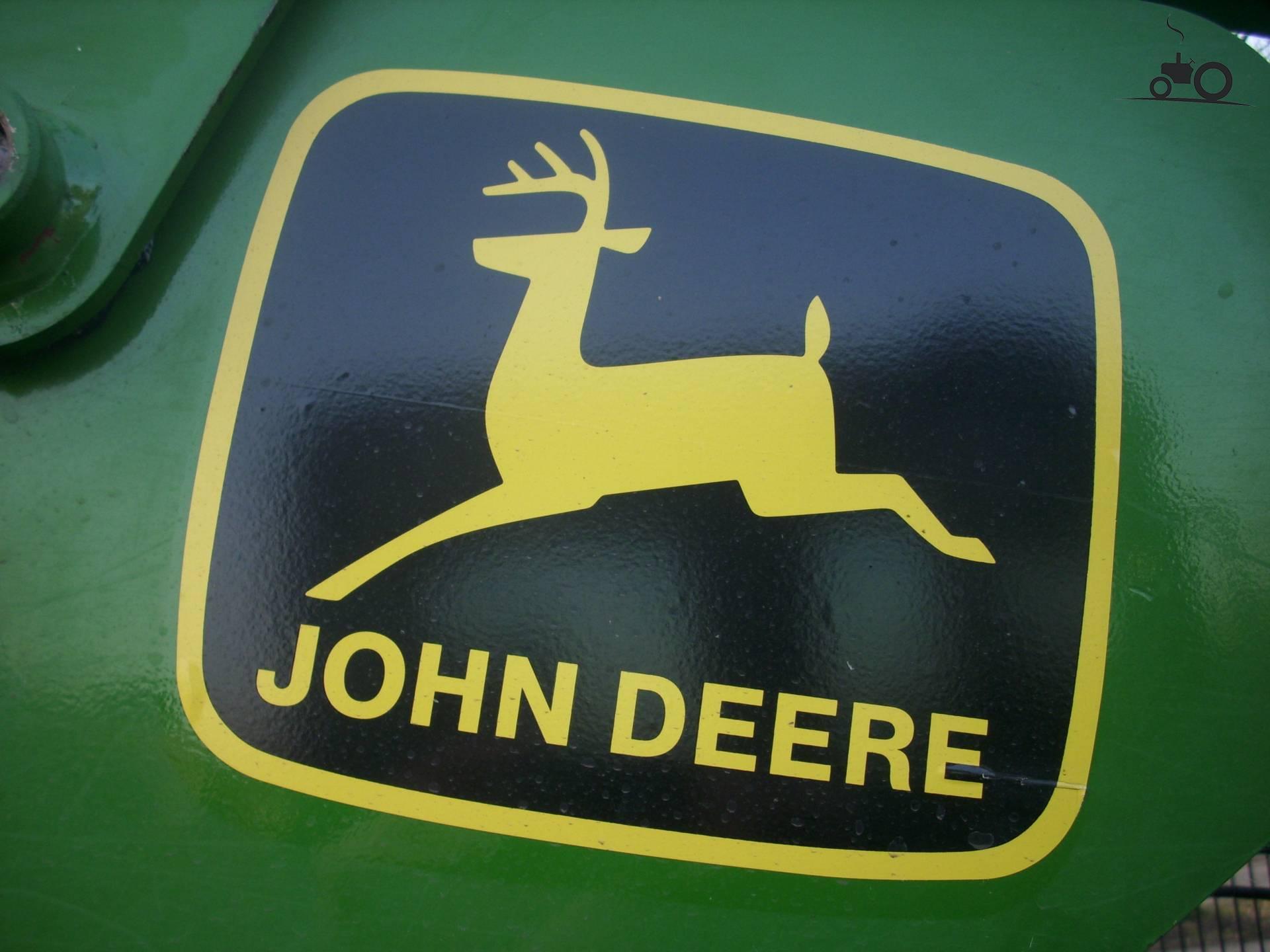 John Deere Logo van JD6930 Druk bezig met poseren..