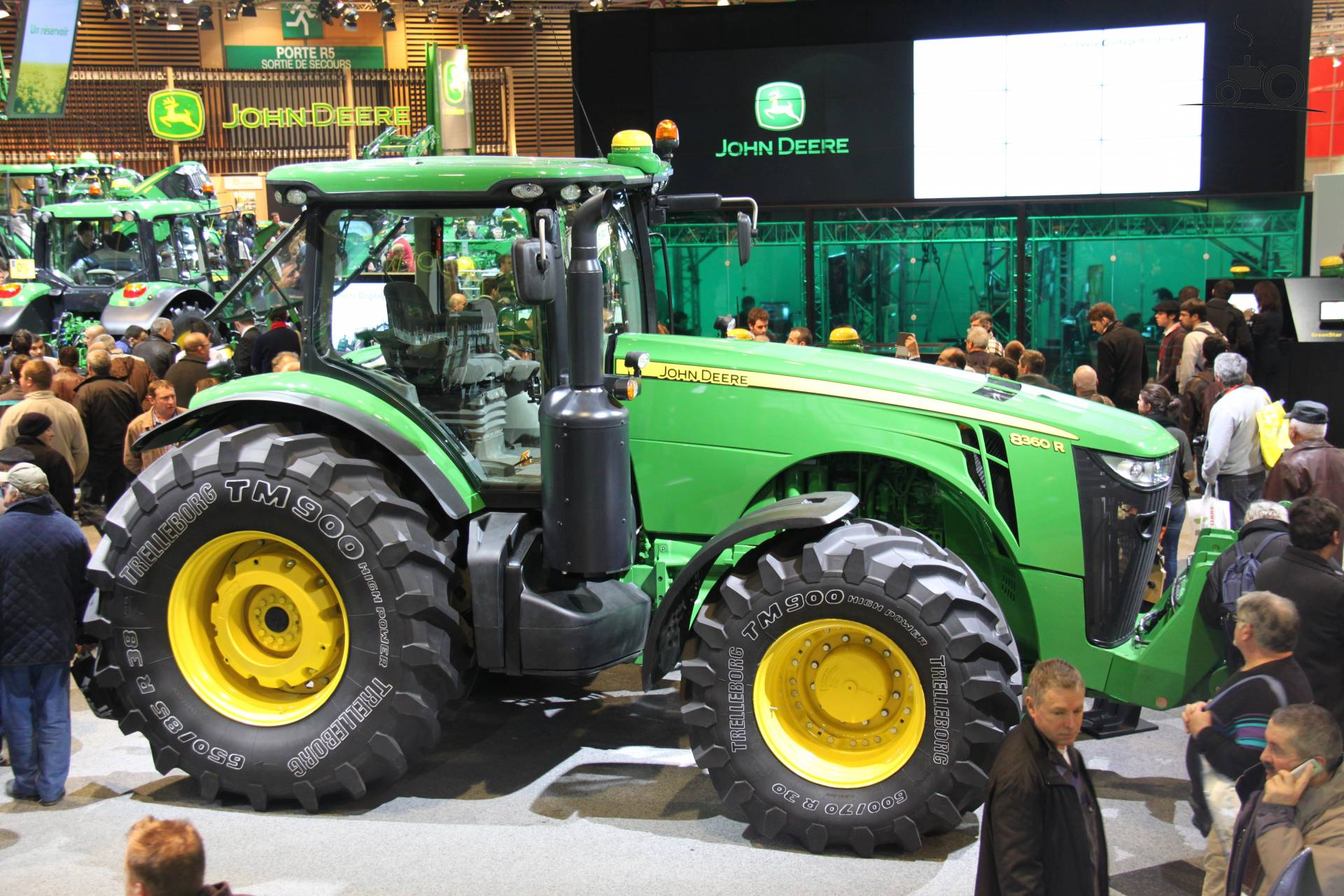 john deere int trade paper Finance sales and leases of equipment by john deere dealers and trade receivables purchased from the equipment operations the agriculture division generated 64% of deere's $258 billion in net sales in 2008, with the.