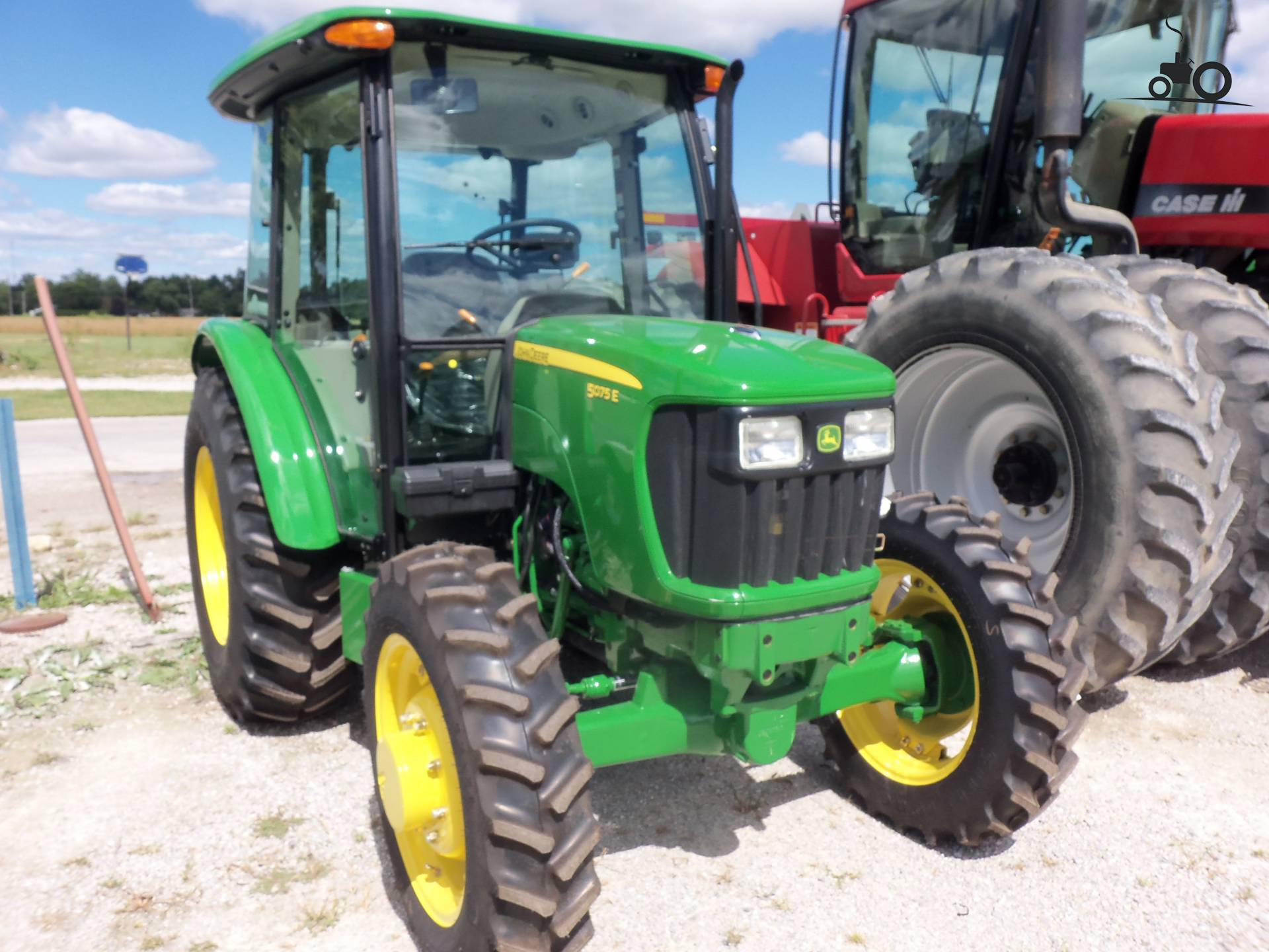 John Deere Tractor Tire Pressure : John deere e specs and data everything about the