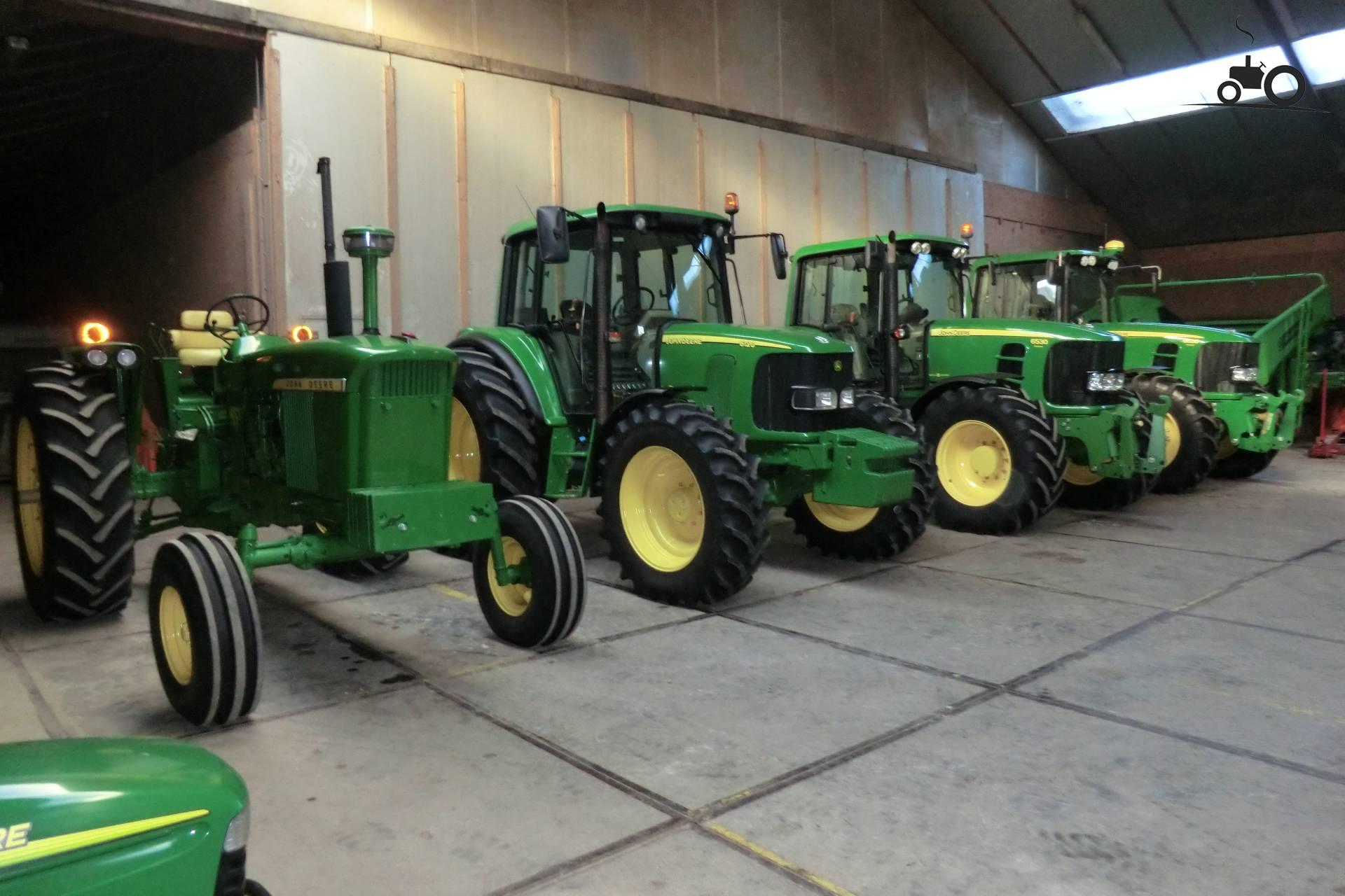 Foto john deere 4020 817267 for Tractor verlichting