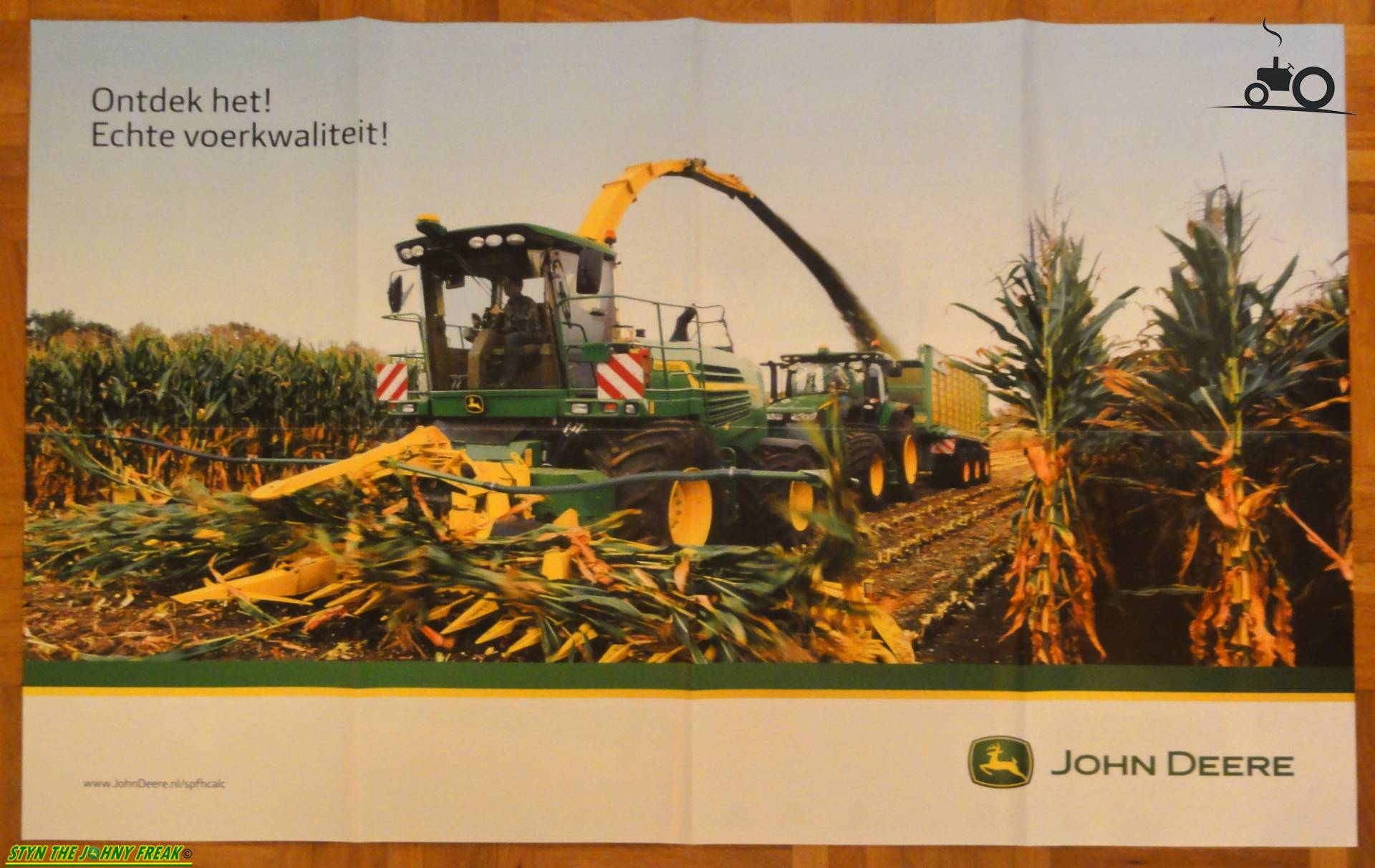 John Deere Poster : John deere posters pictures to pin on pinterest daddy